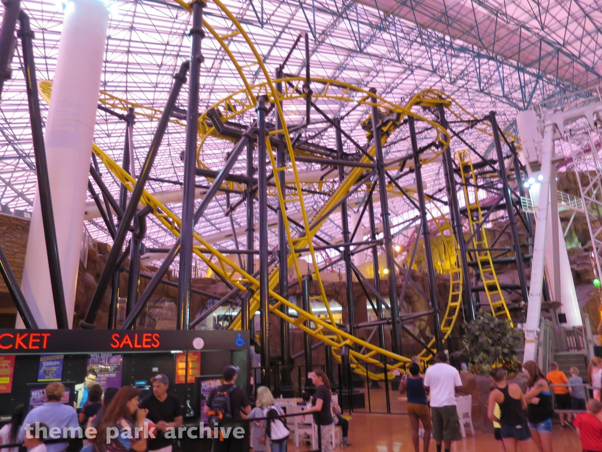 El Loco at Adventuredome
