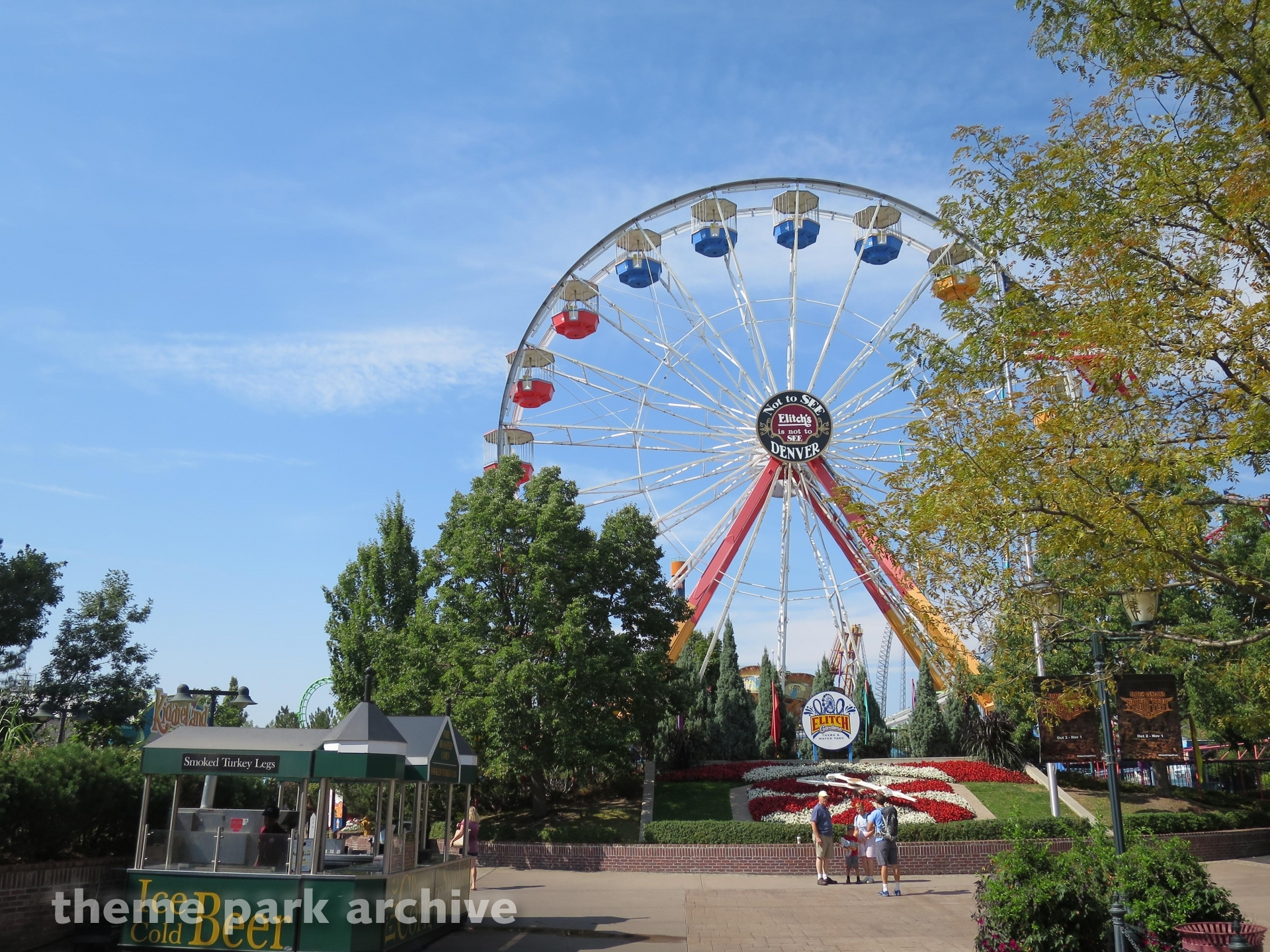 Big Wheel at Elitch Gardens