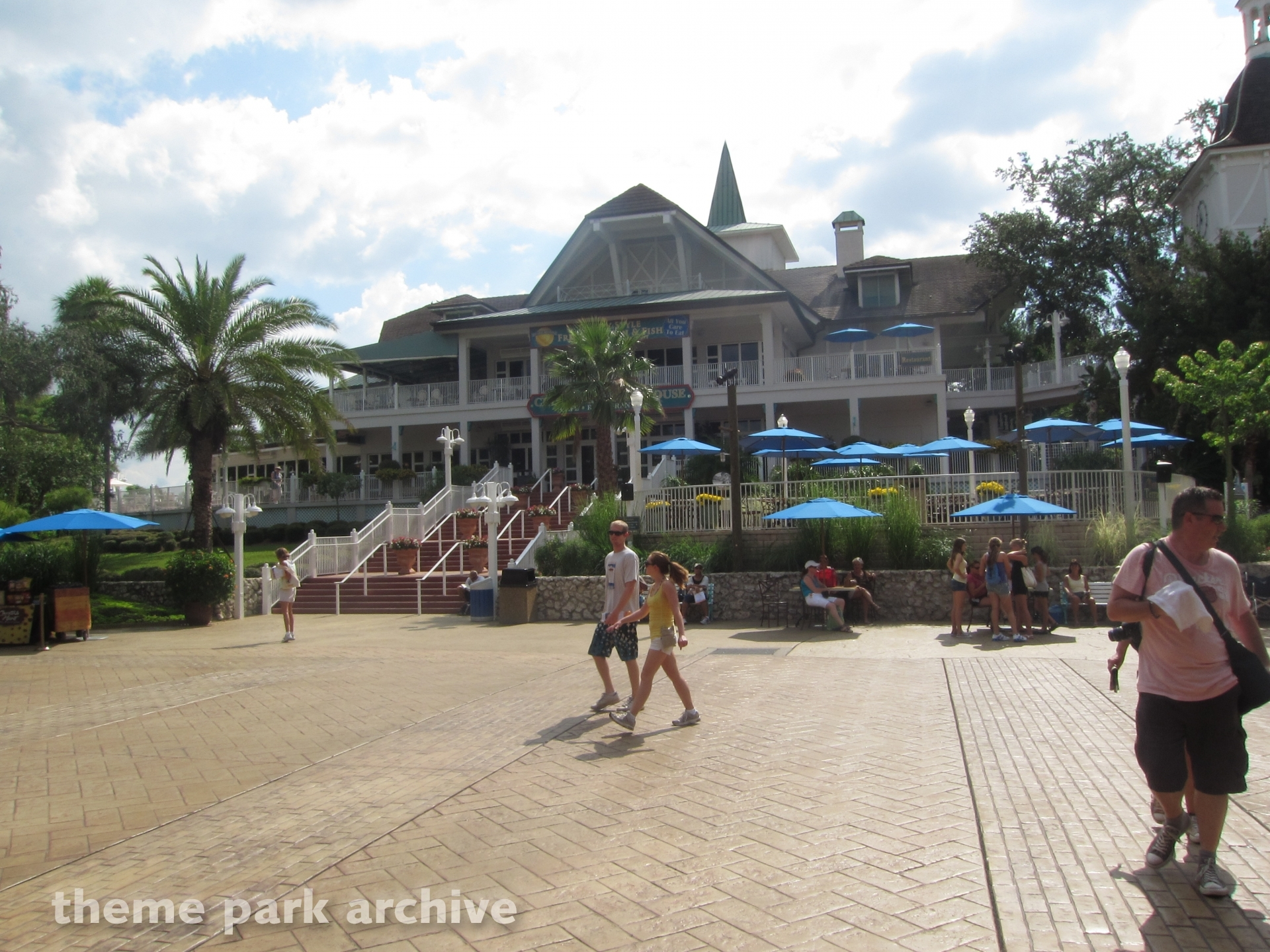Crown Colony Restaurant at Busch Gardens Tampa