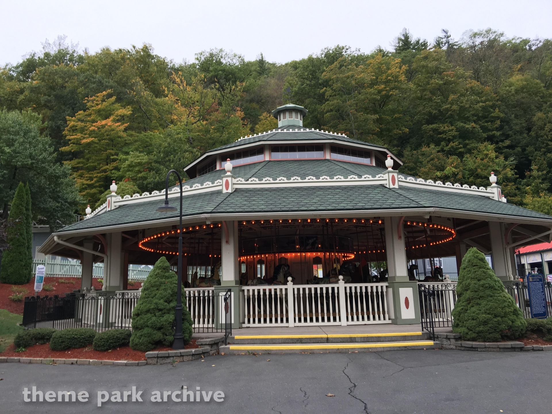 Carousel at Lake Compounce