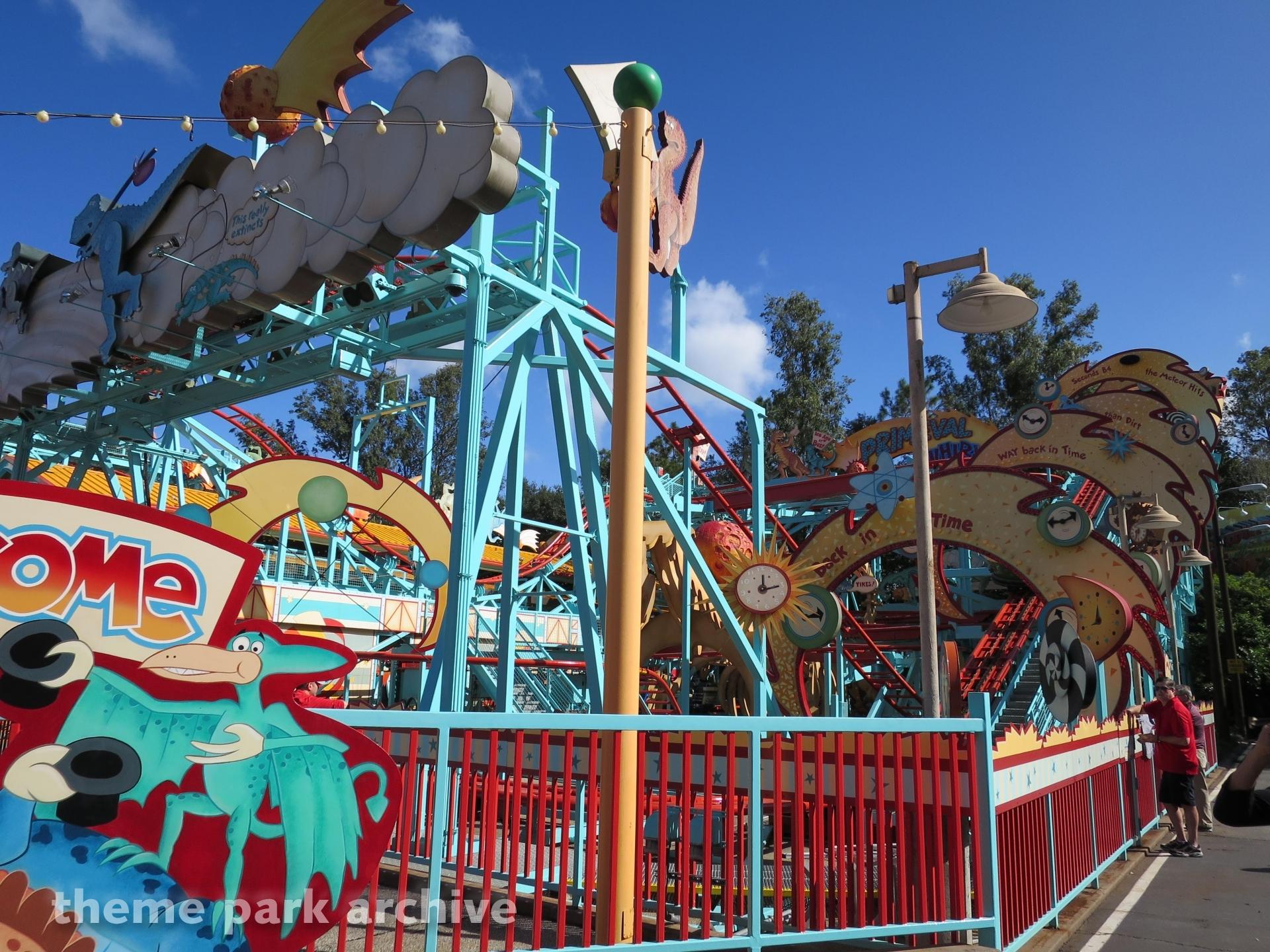 Primeval Whirl at Disney's Animal Kingdom