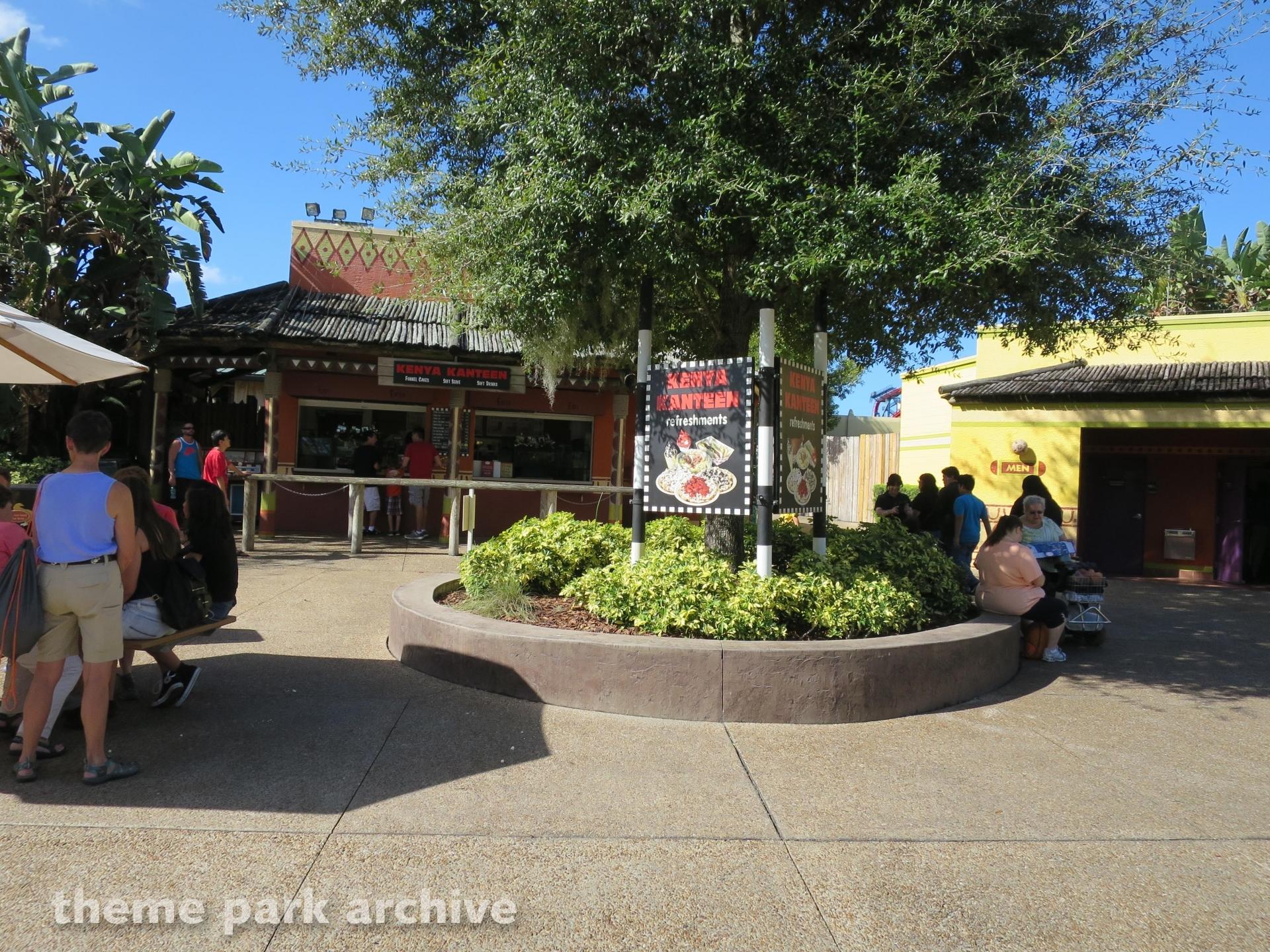 Edge of Africa at Busch Gardens Tampa
