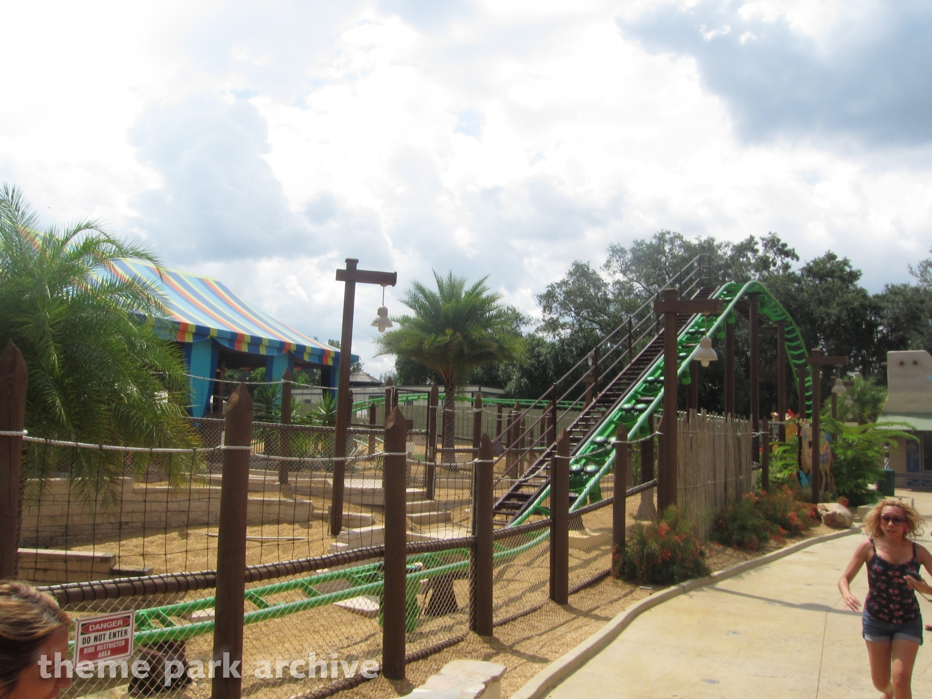 Air Grover at Busch Gardens Tampa