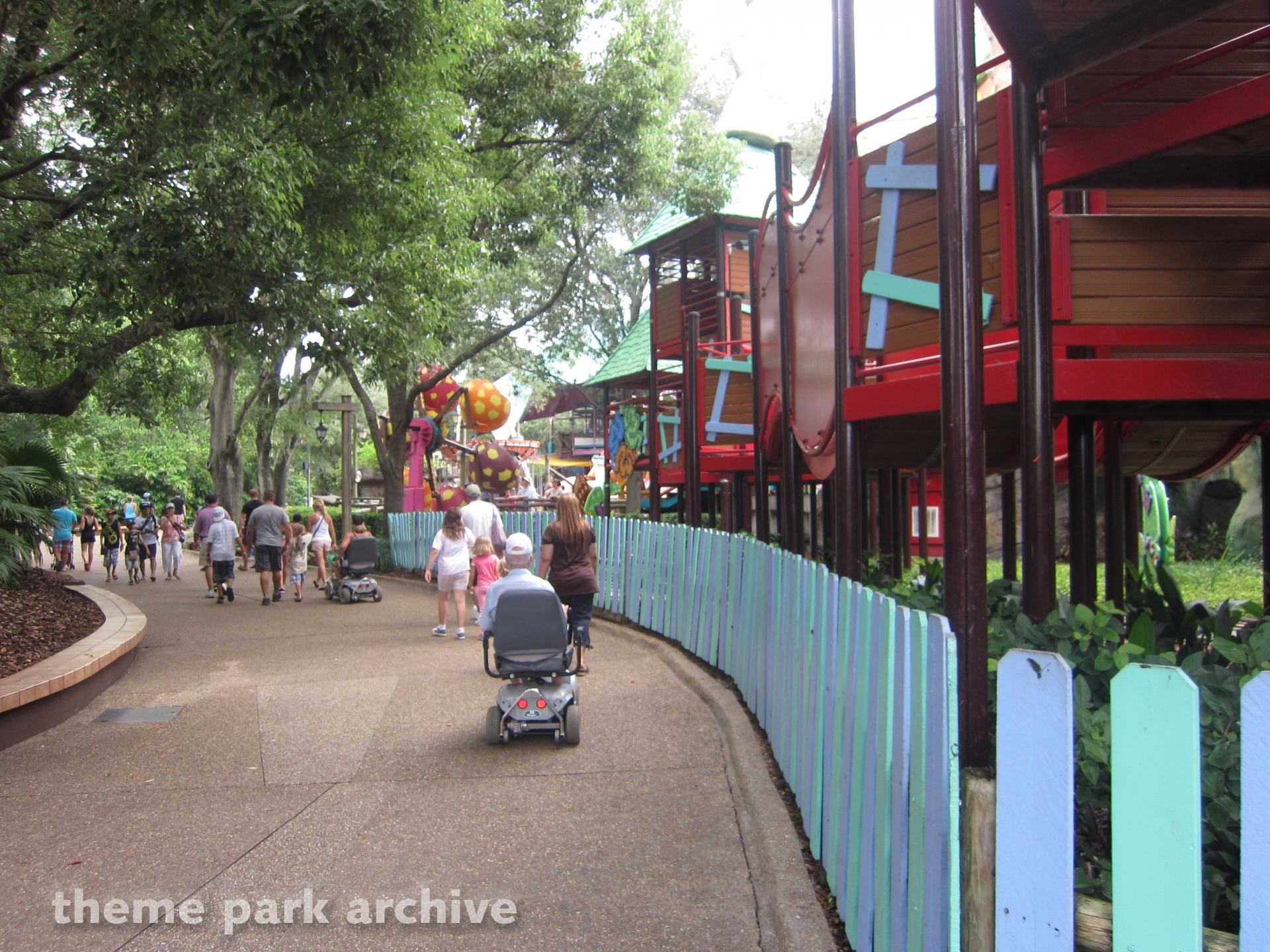 Sesame Street Safari of Fun at Busch Gardens Tampa