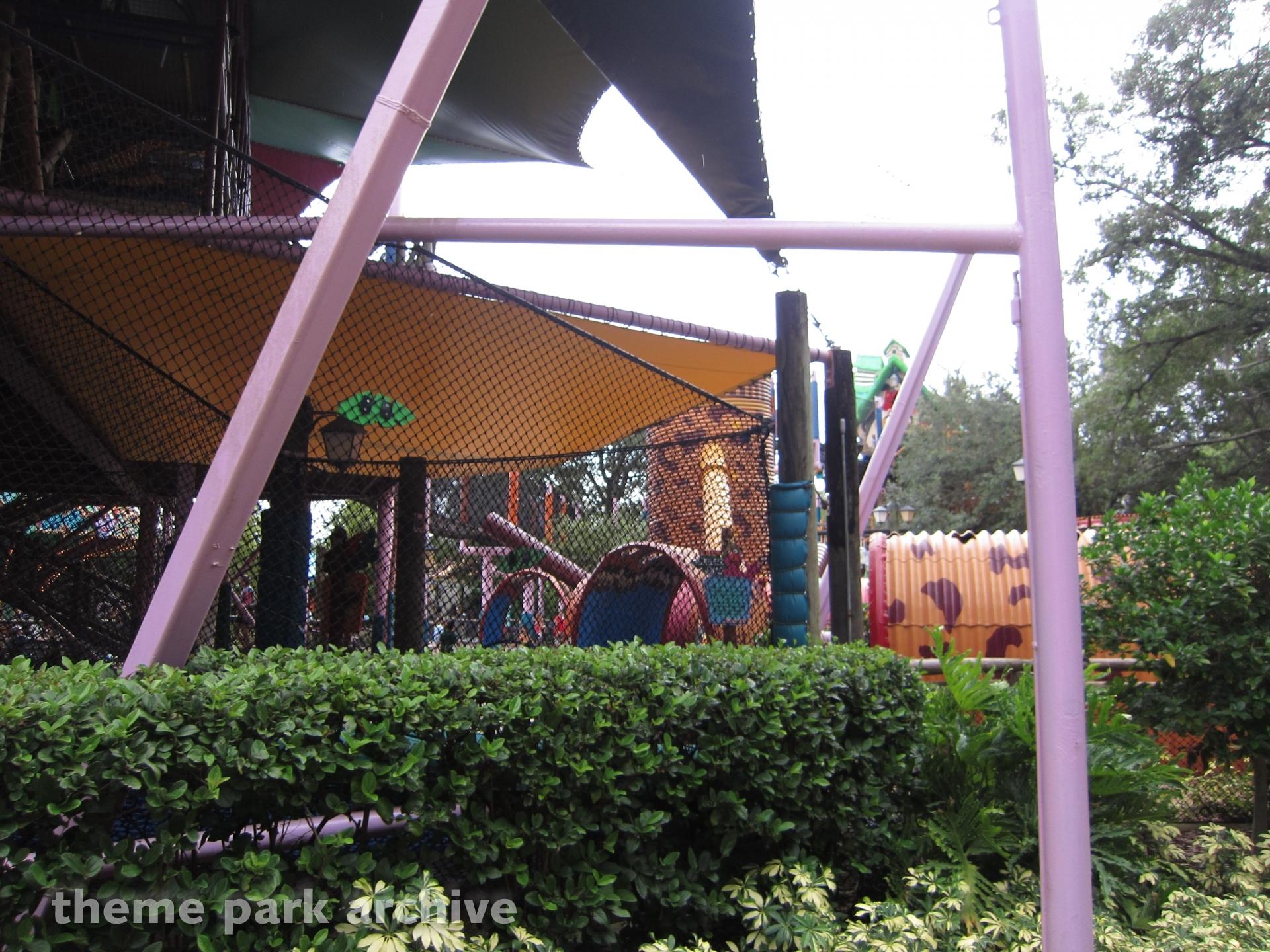 Sesame Street Safari of Fun at Busch Gardens Tampa