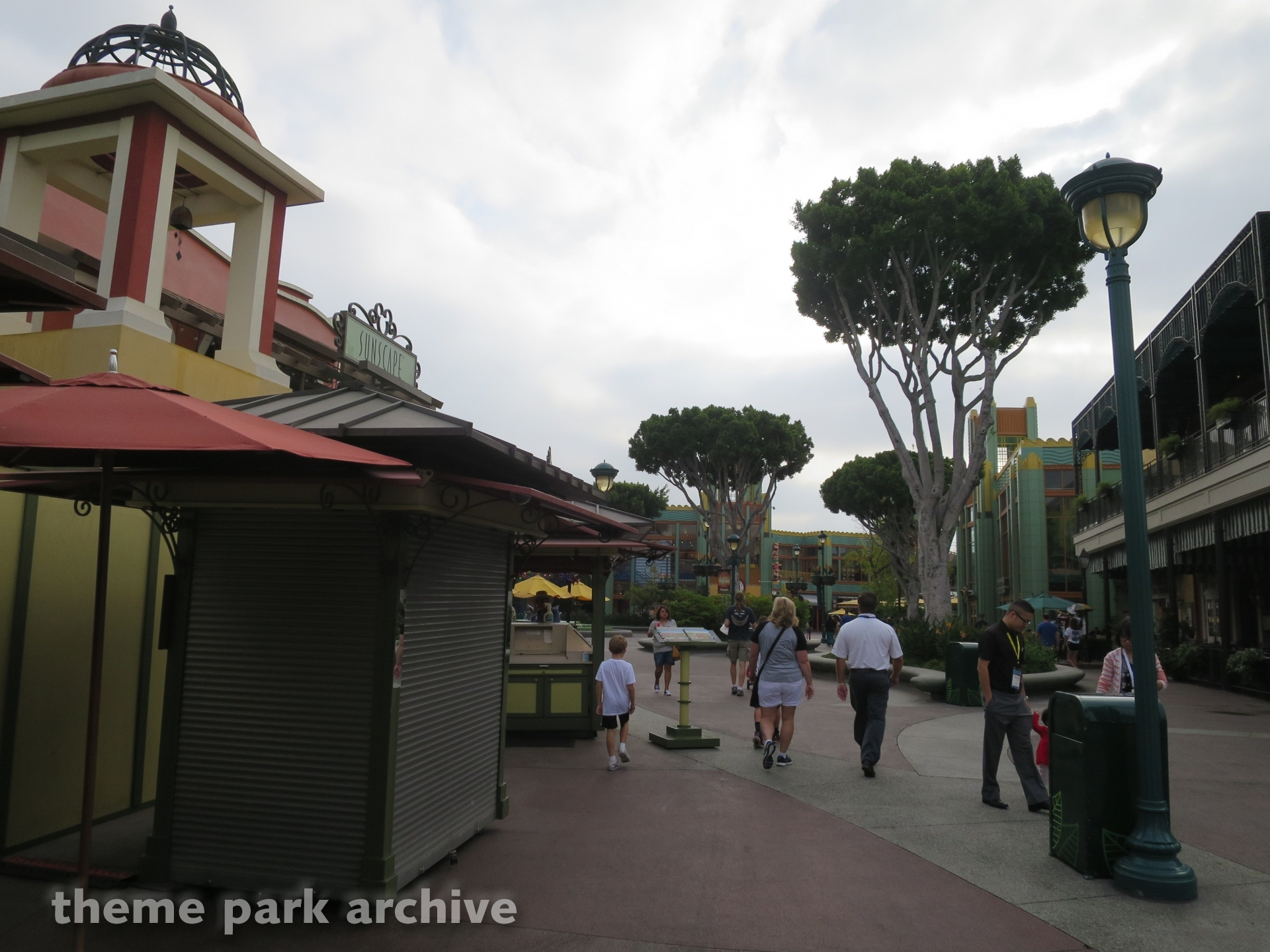 Downtown Disney at Downtown Disney Anaheim
