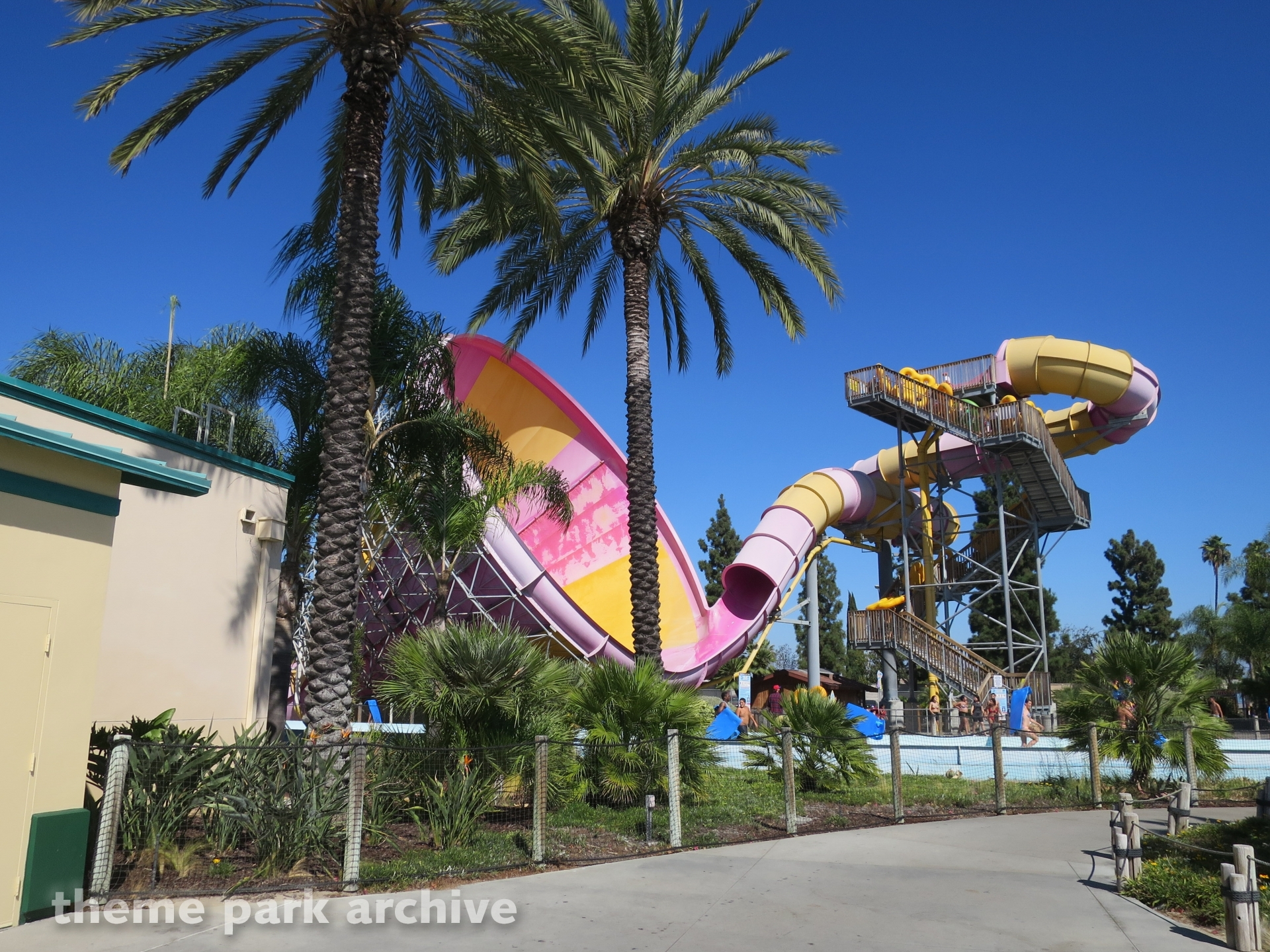 Pacific Spin at Knott's Soak City