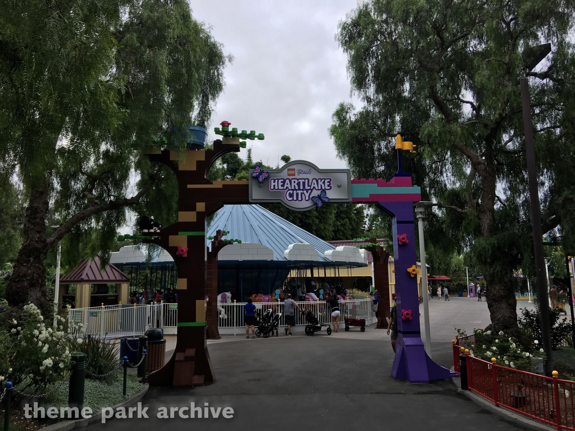 LEGO Friends Heartlake City at LEGOLAND California