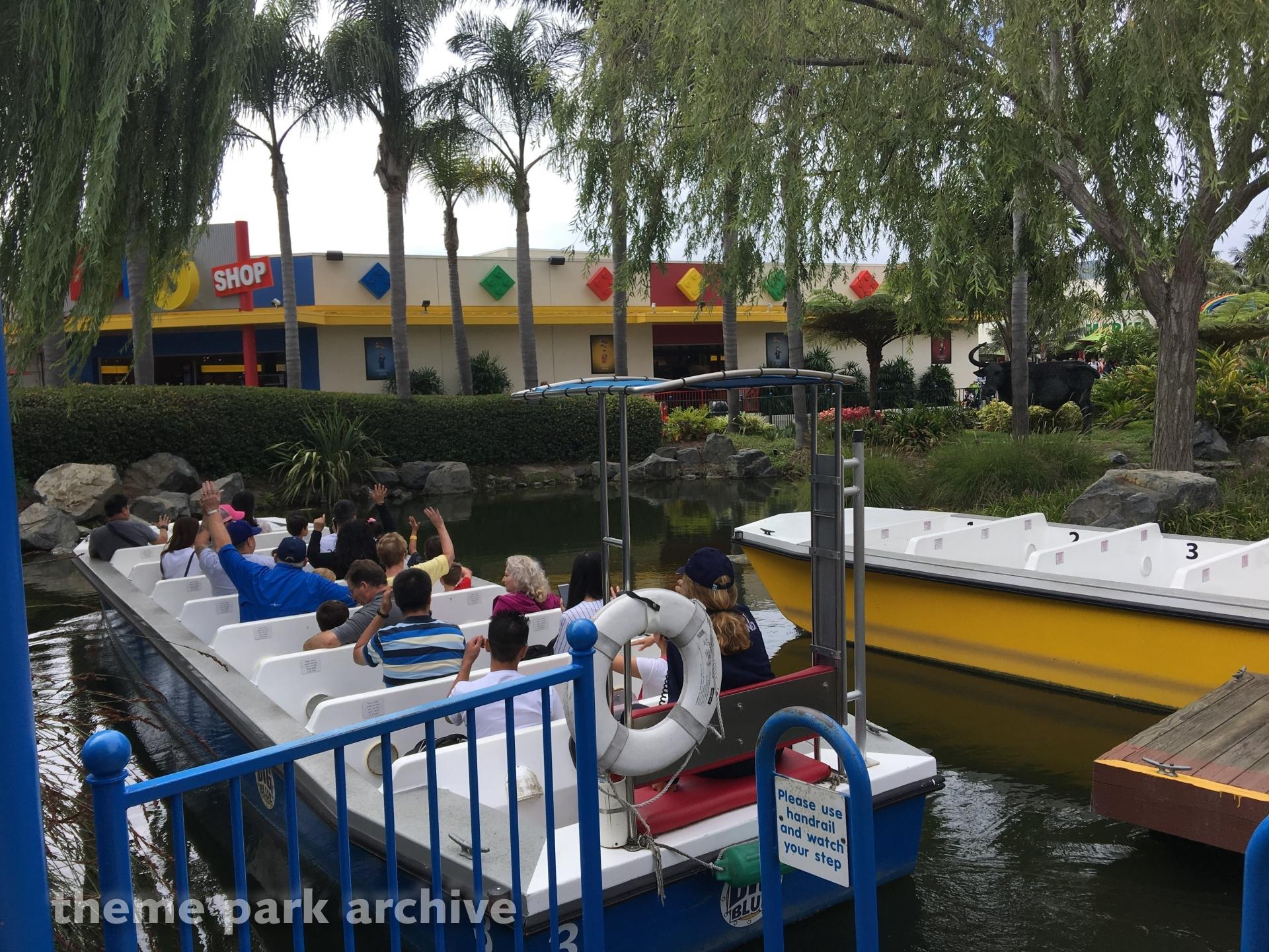 Coast Cruise at LEGOLAND California