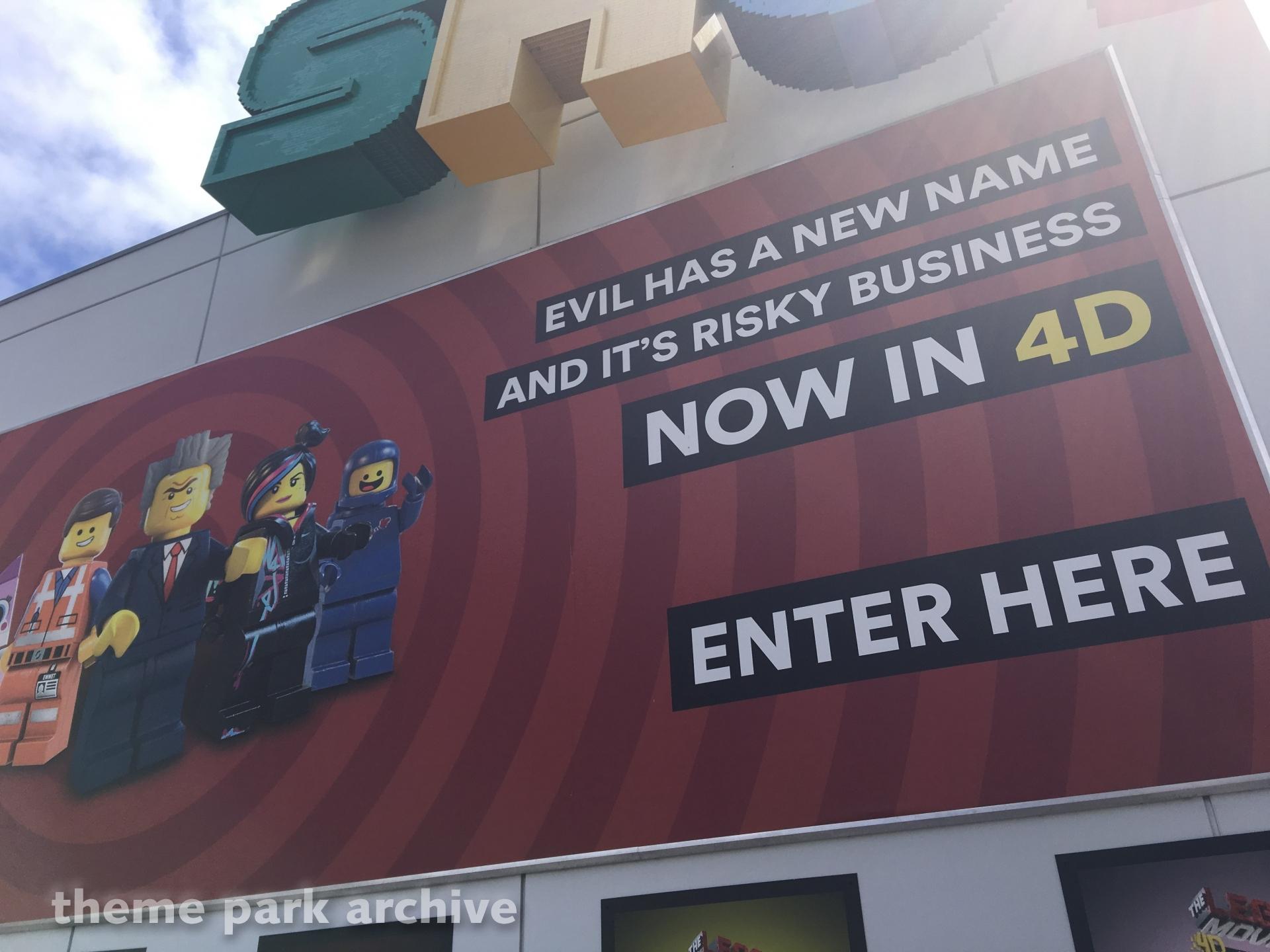 LEGO Show Place at LEGOLAND California
