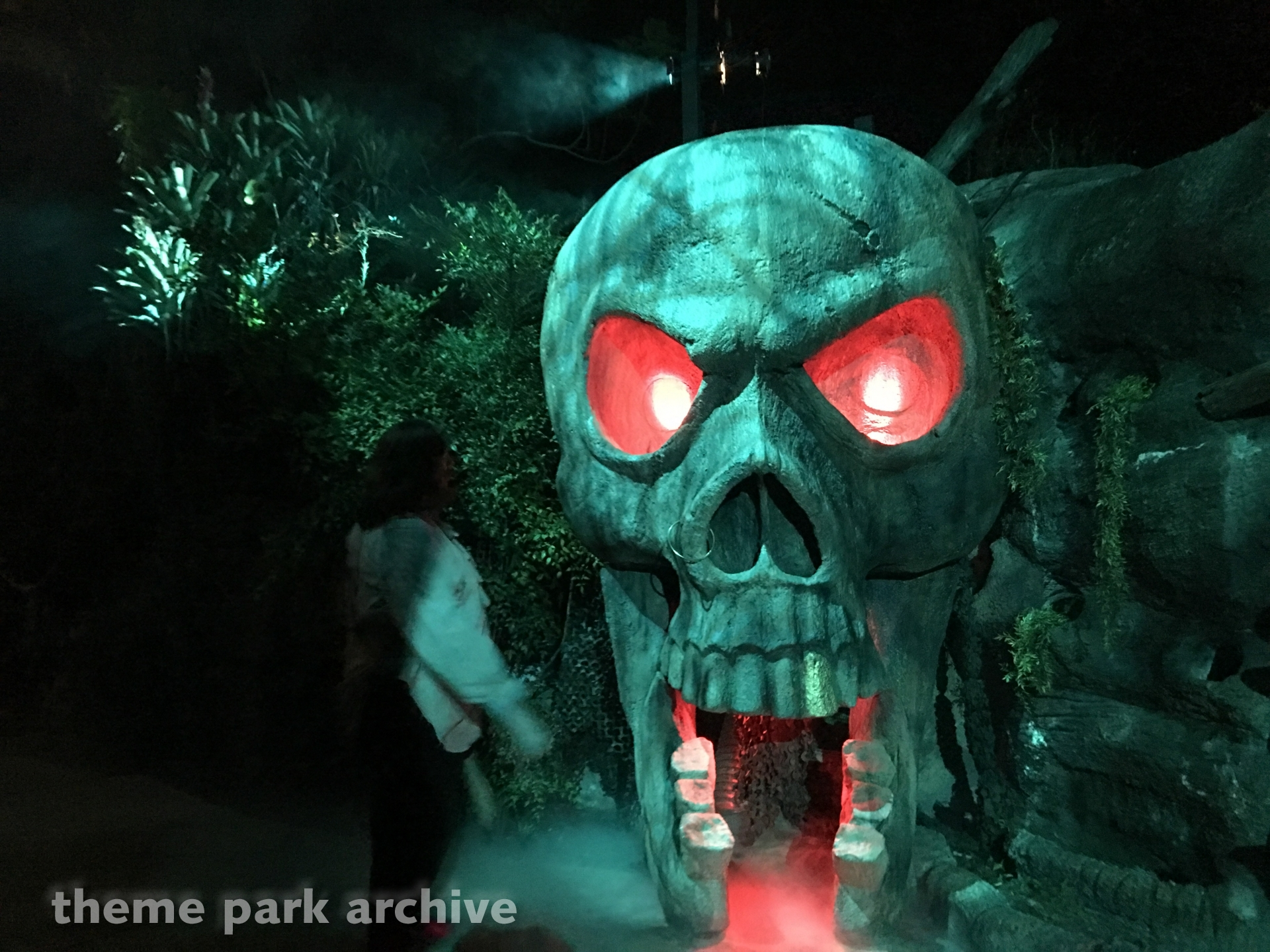 Howl O Scream at Busch Gardens Tampa