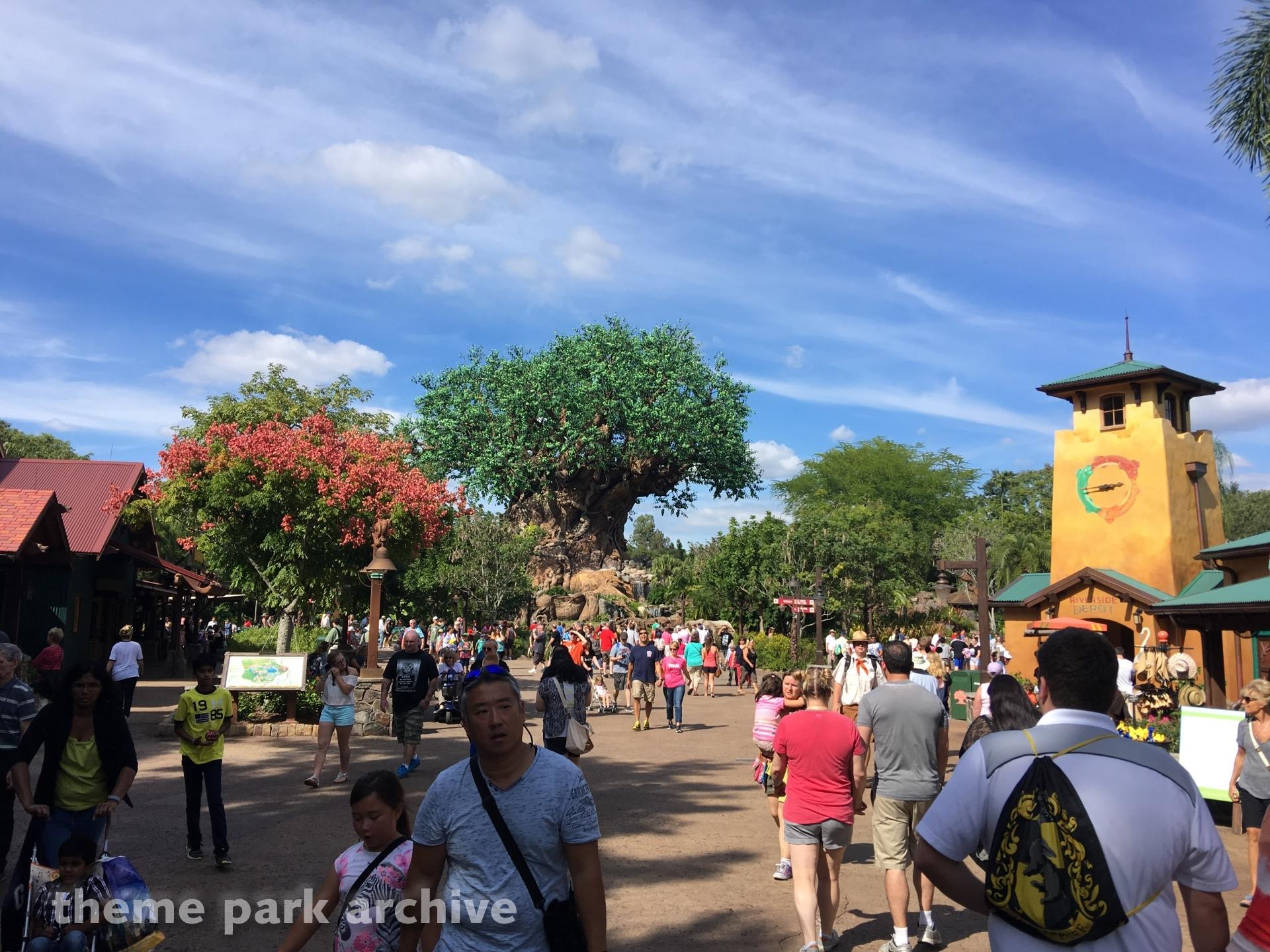 Discovery Island at Disney's Animal Kingdom