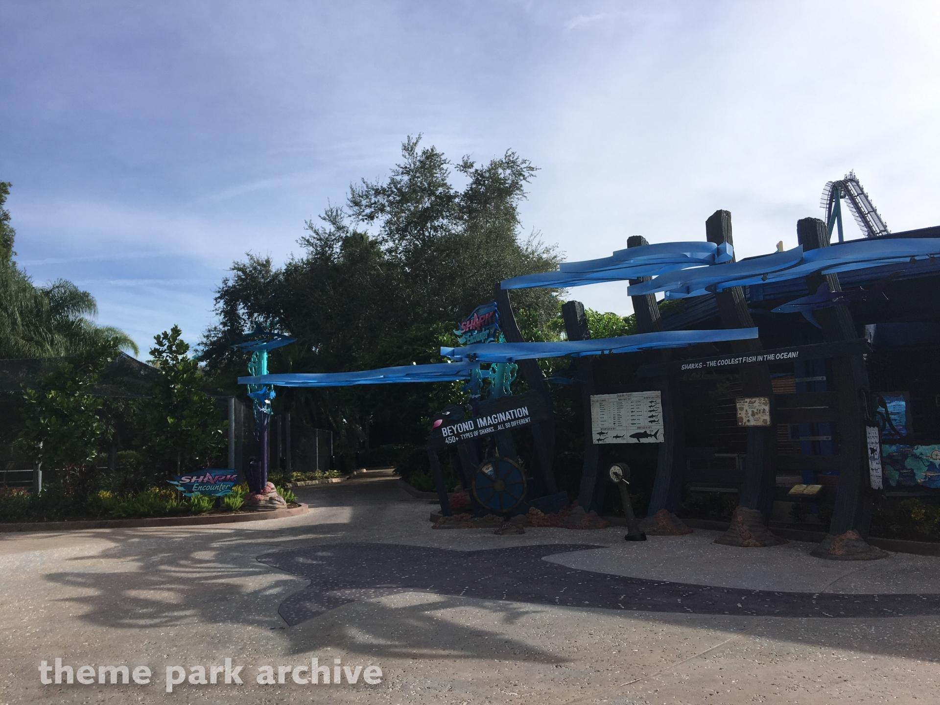 Mako at SeaWorld Orlando