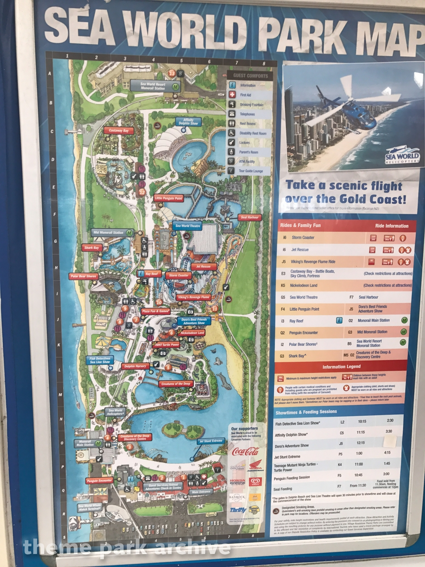 Misc at sea world gold coast theme park archive sea world gold coast gumiabroncs Choice Image