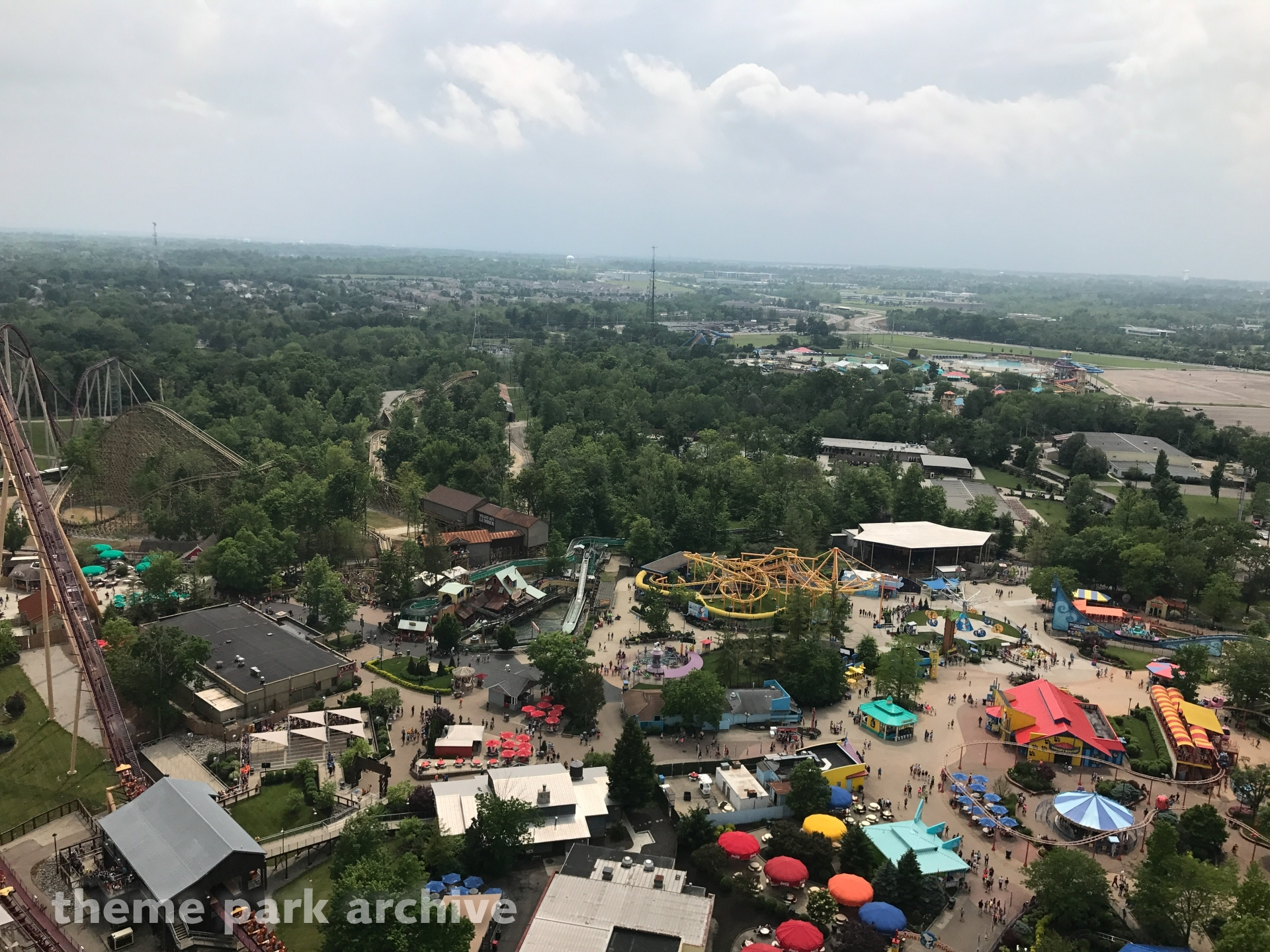 Planet Snoopy at Kings Island