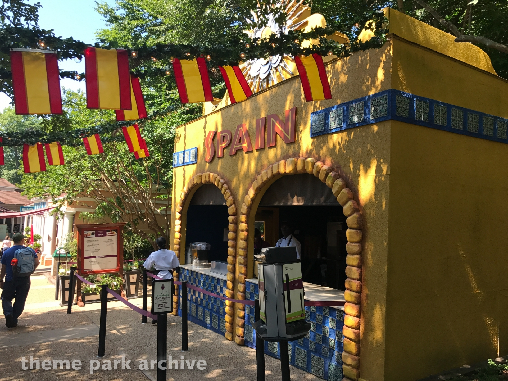 Italy at Busch Gardens Williamsburg | Theme Park Archive