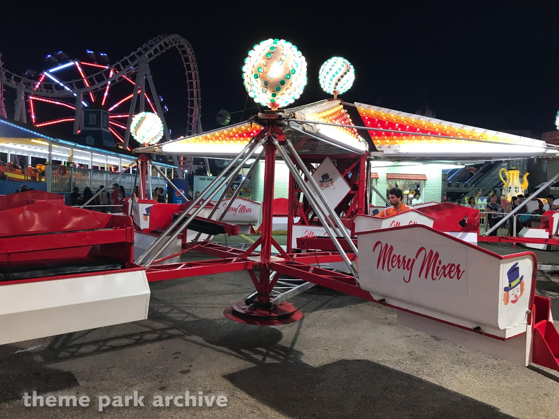 Merry Mixer at Trimper's Rides