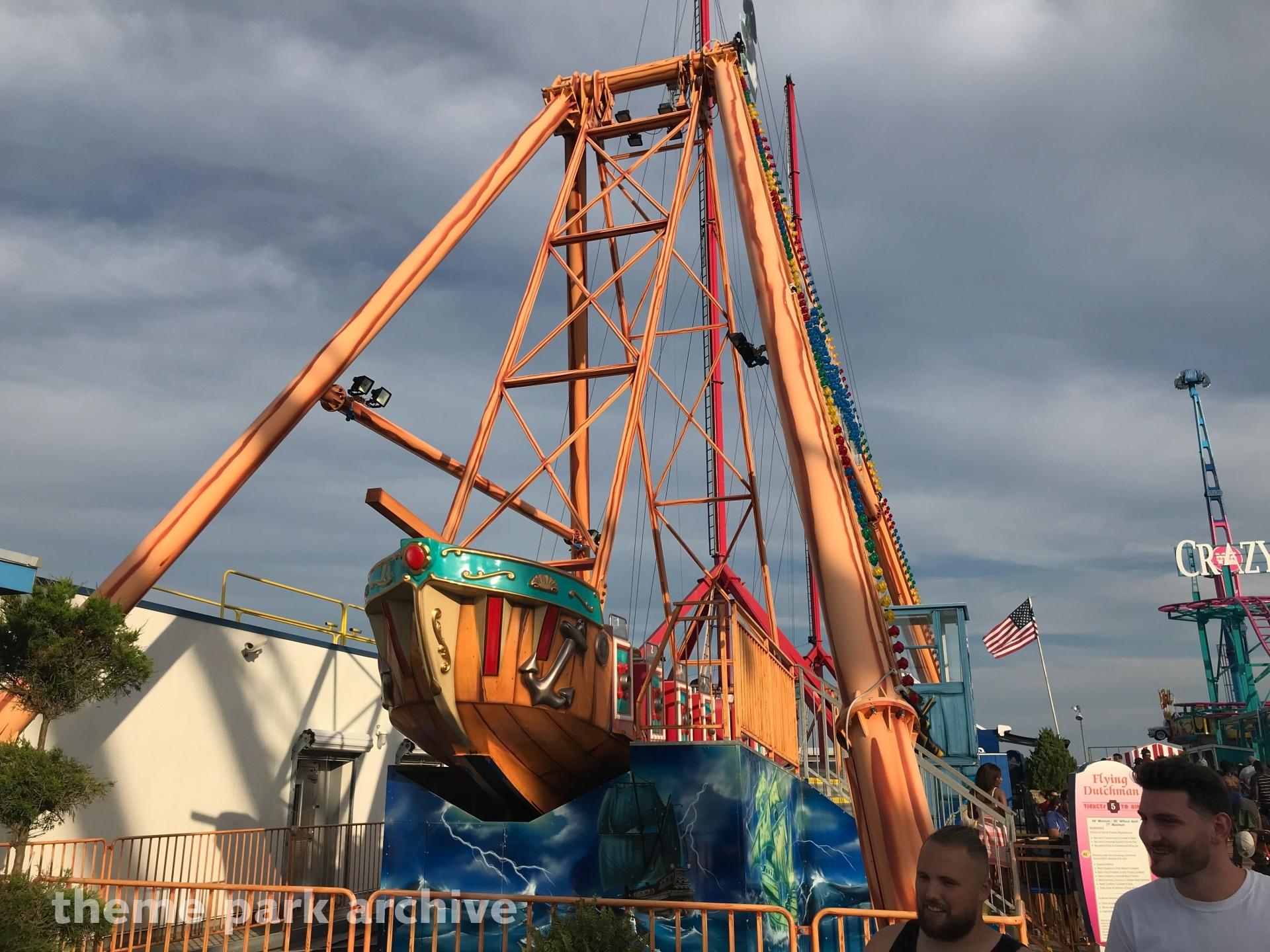 Misc at Steel Pier