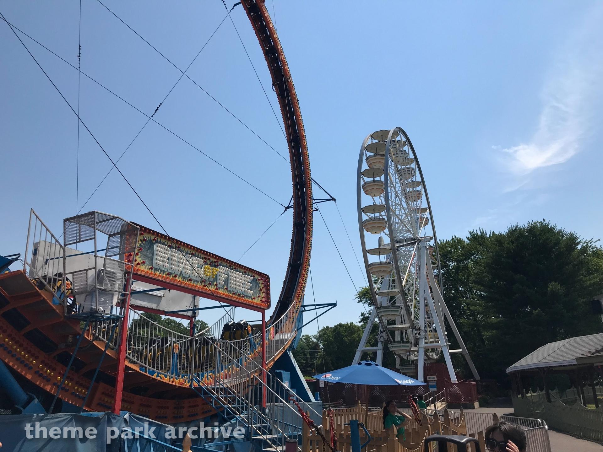 Ring of Fire at Clementon Park & Splash World