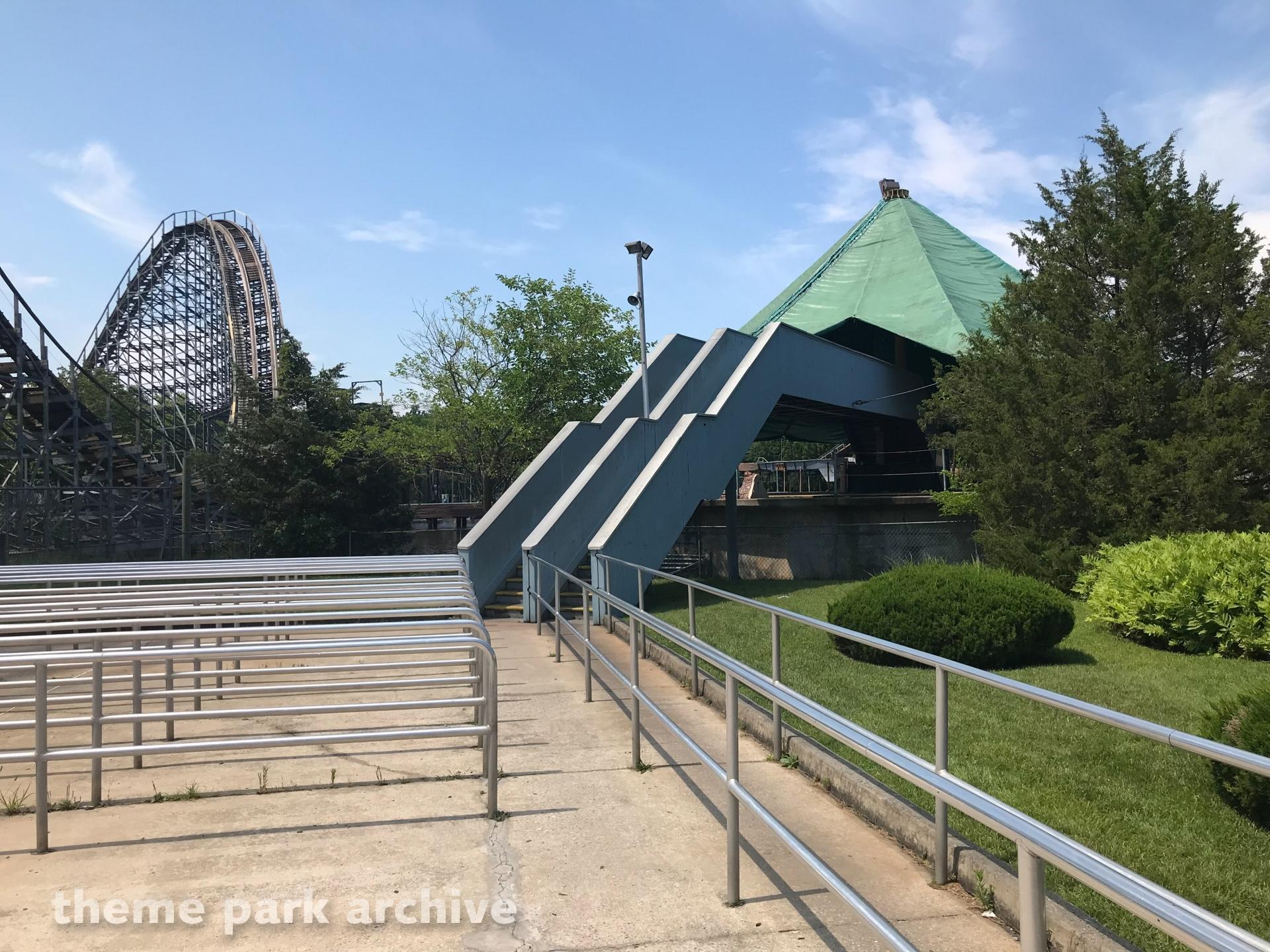 King Neptune's Revenge at Clementon Park & Splash World