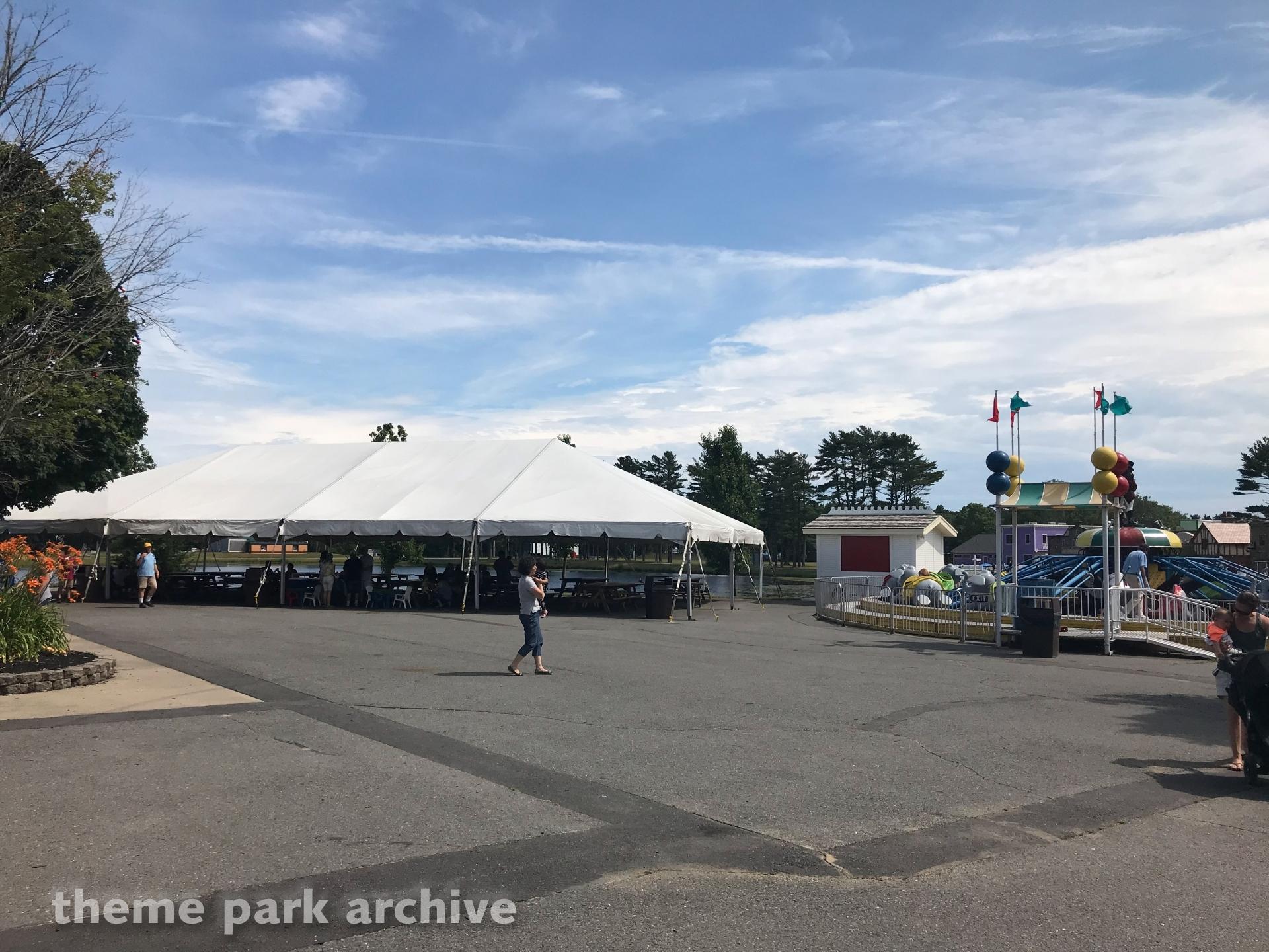Cran Central at Edaville Family Amusement Park
