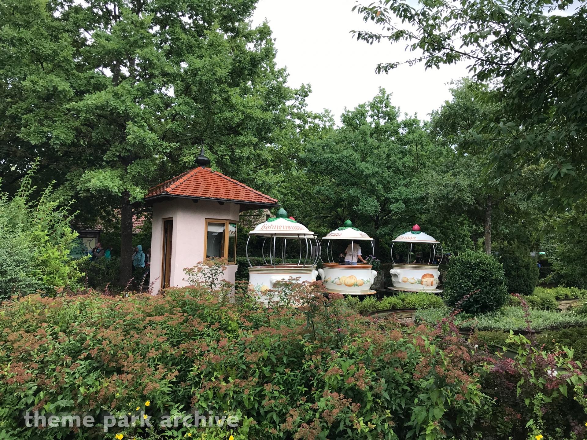 Suppenschusselfahrt at Erlebnispark Tripsdrill