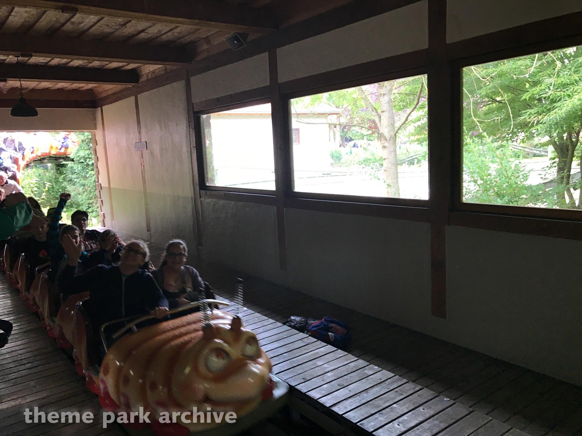 Rasender Tausendfussler at Erlebnispark Tripsdrill