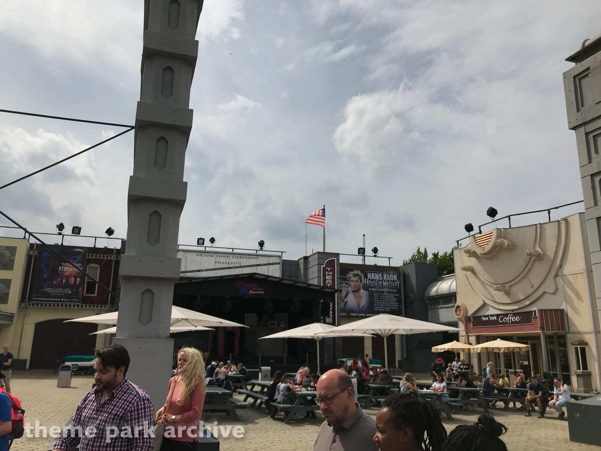 Misc at Movie Park Germany