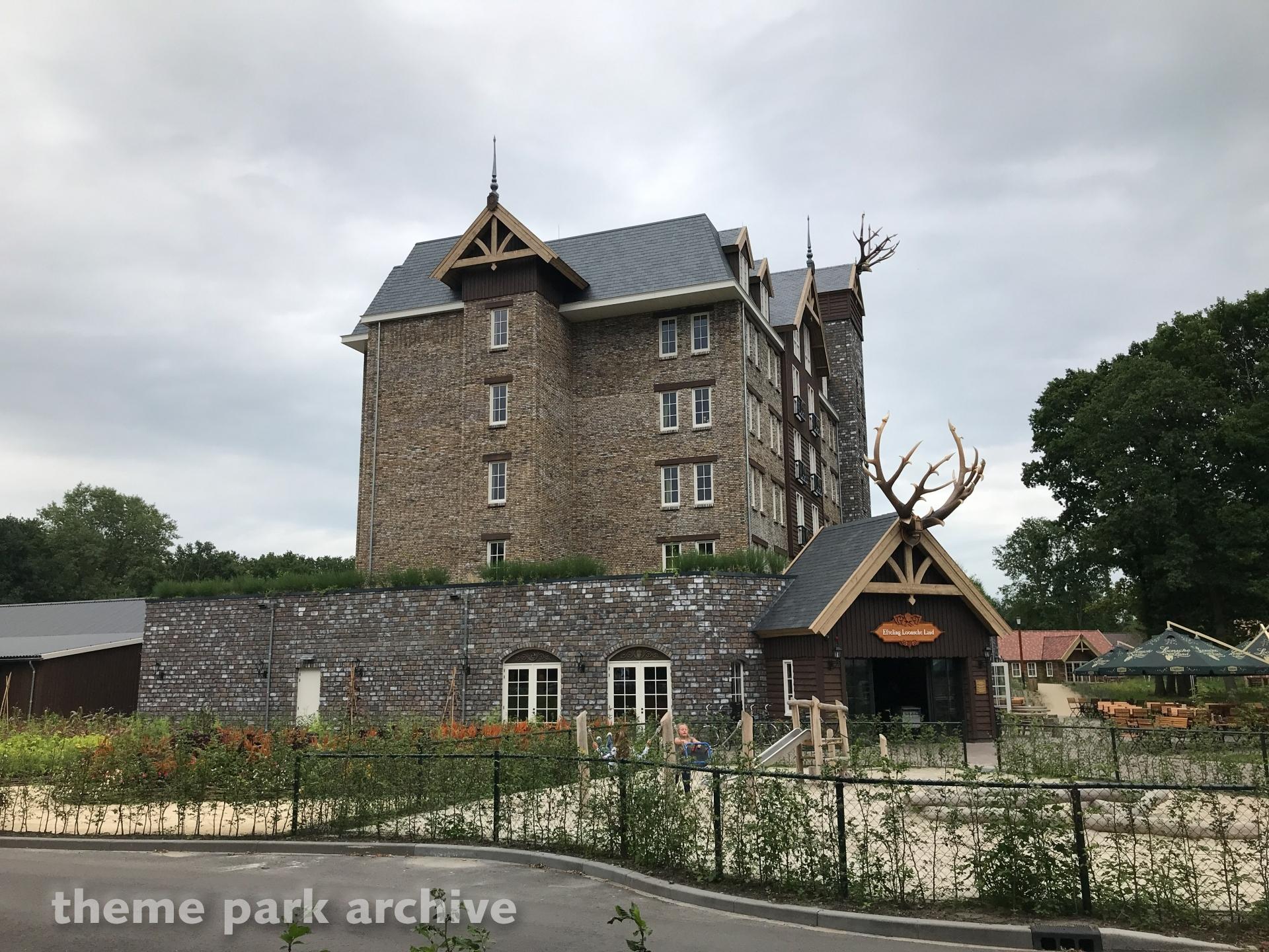 Efteling Hotel Loonsche Land at Efteling