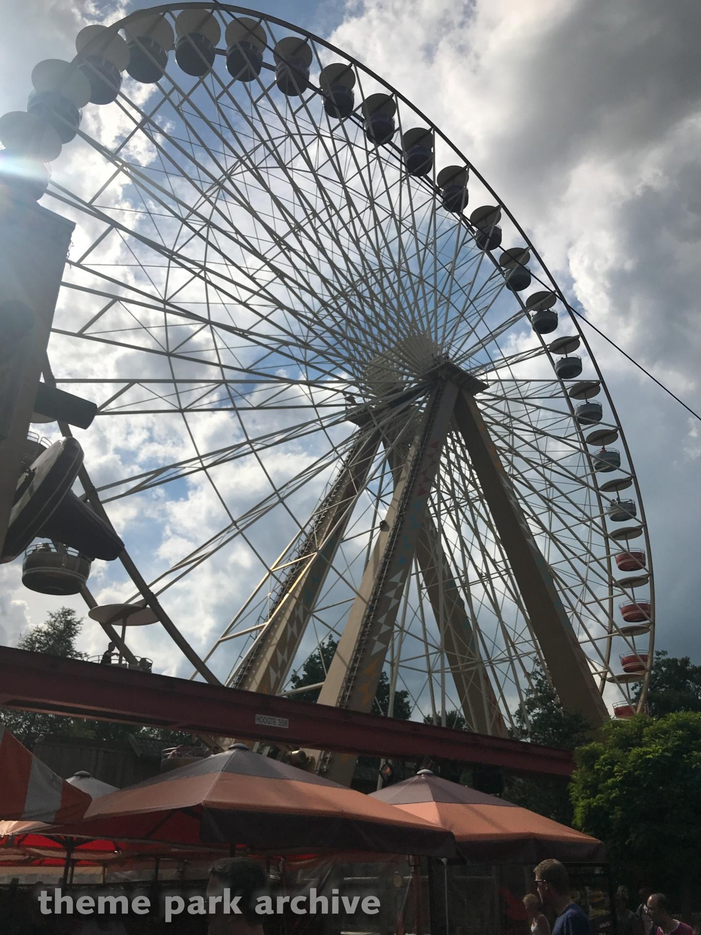 Big Wheel at Attractiepark Slagharen