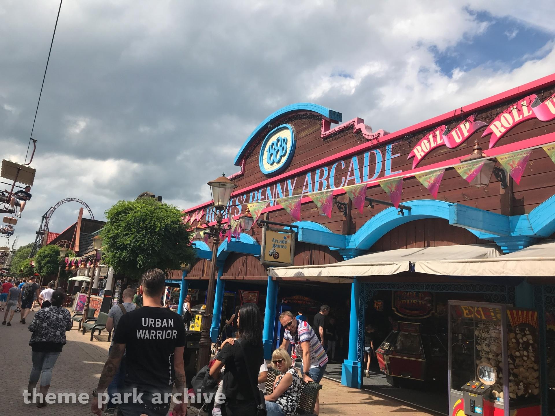 Misc at Attractiepark Slagharen