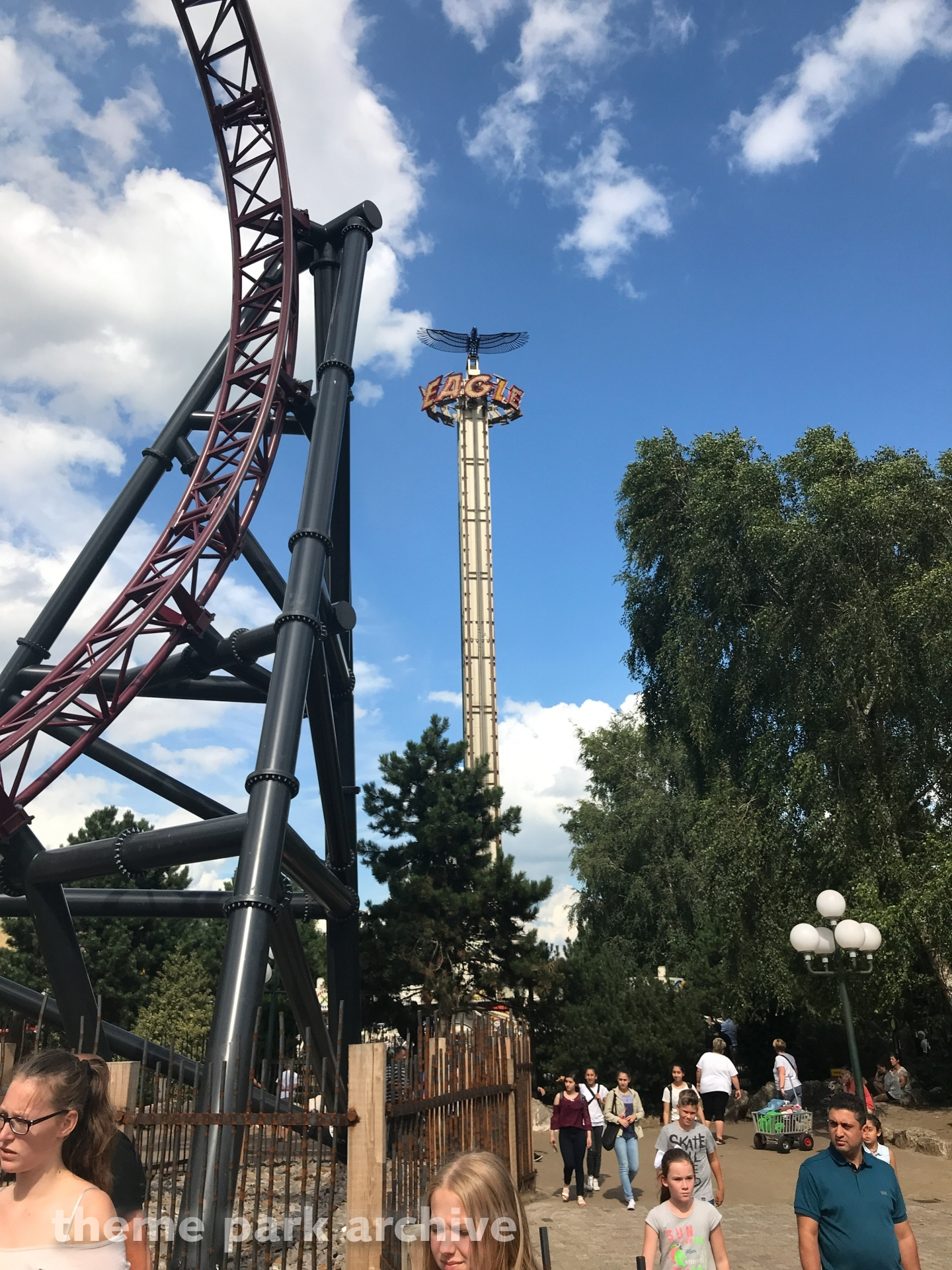The Eagle at Attractiepark Slagharen