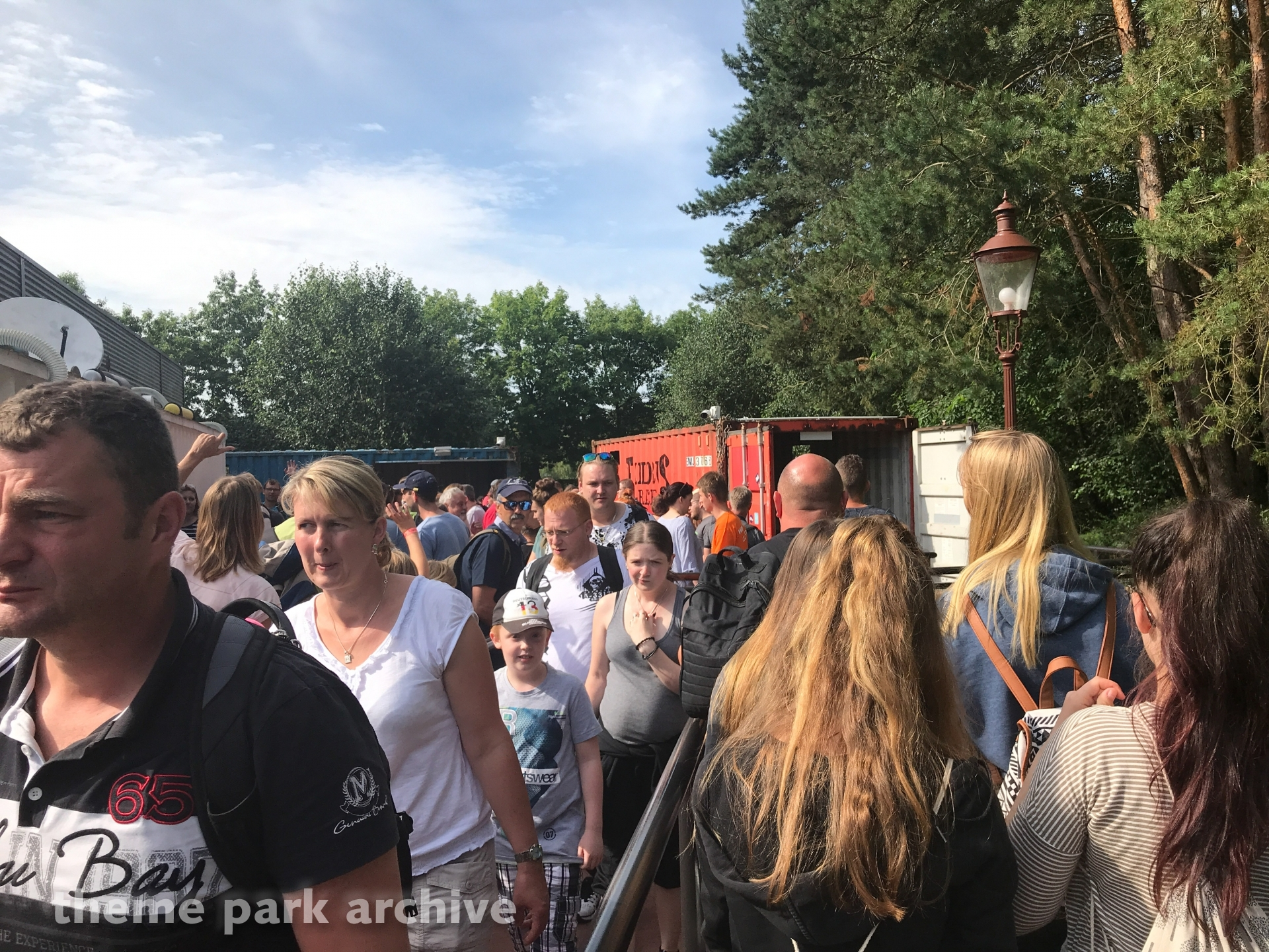 Ghostbusters 5D at Heide Park