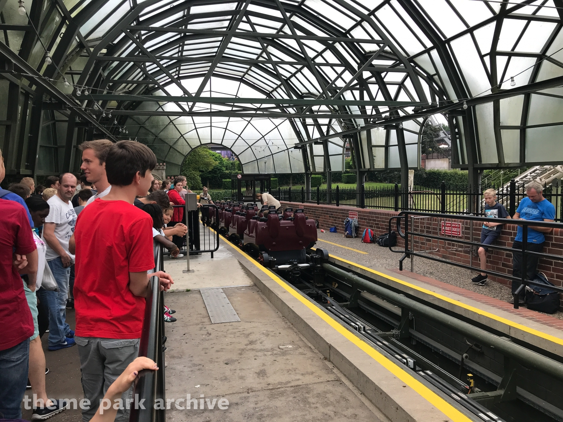 Big Loop At Heide Park Theme Park Archive