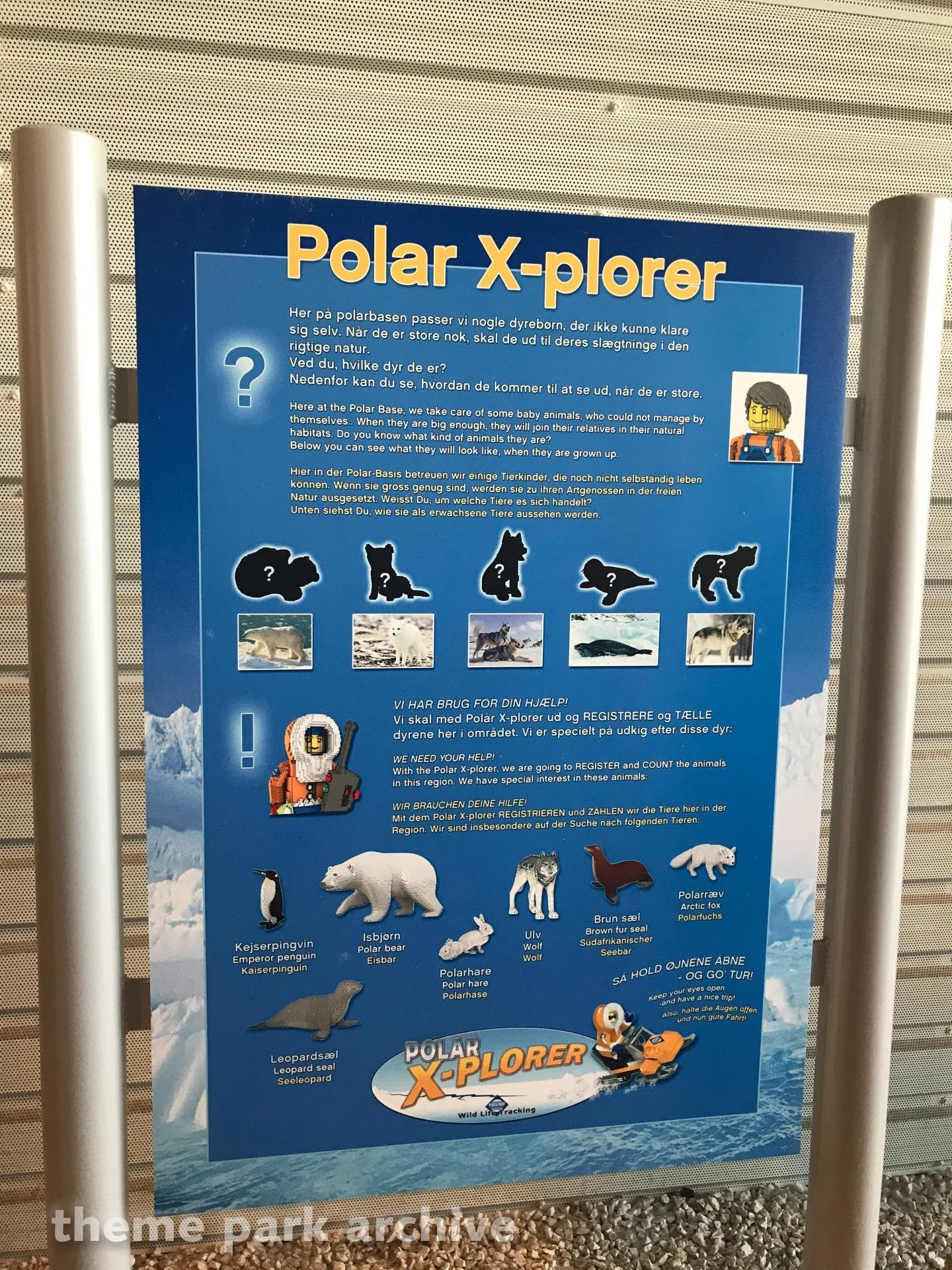 Polar Xplorer at LEGOLAND Billund