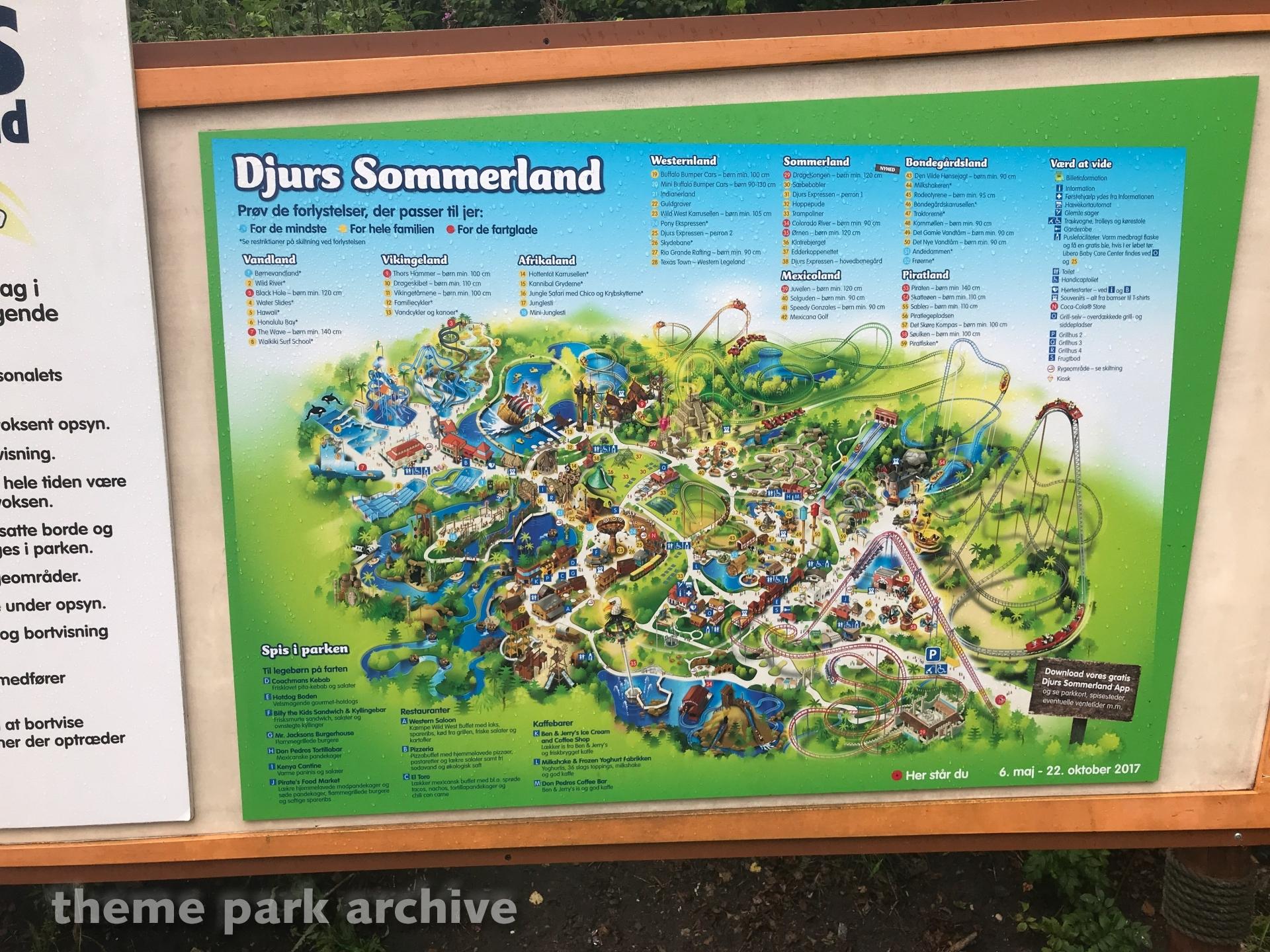 Misc at Djurs Sommerland