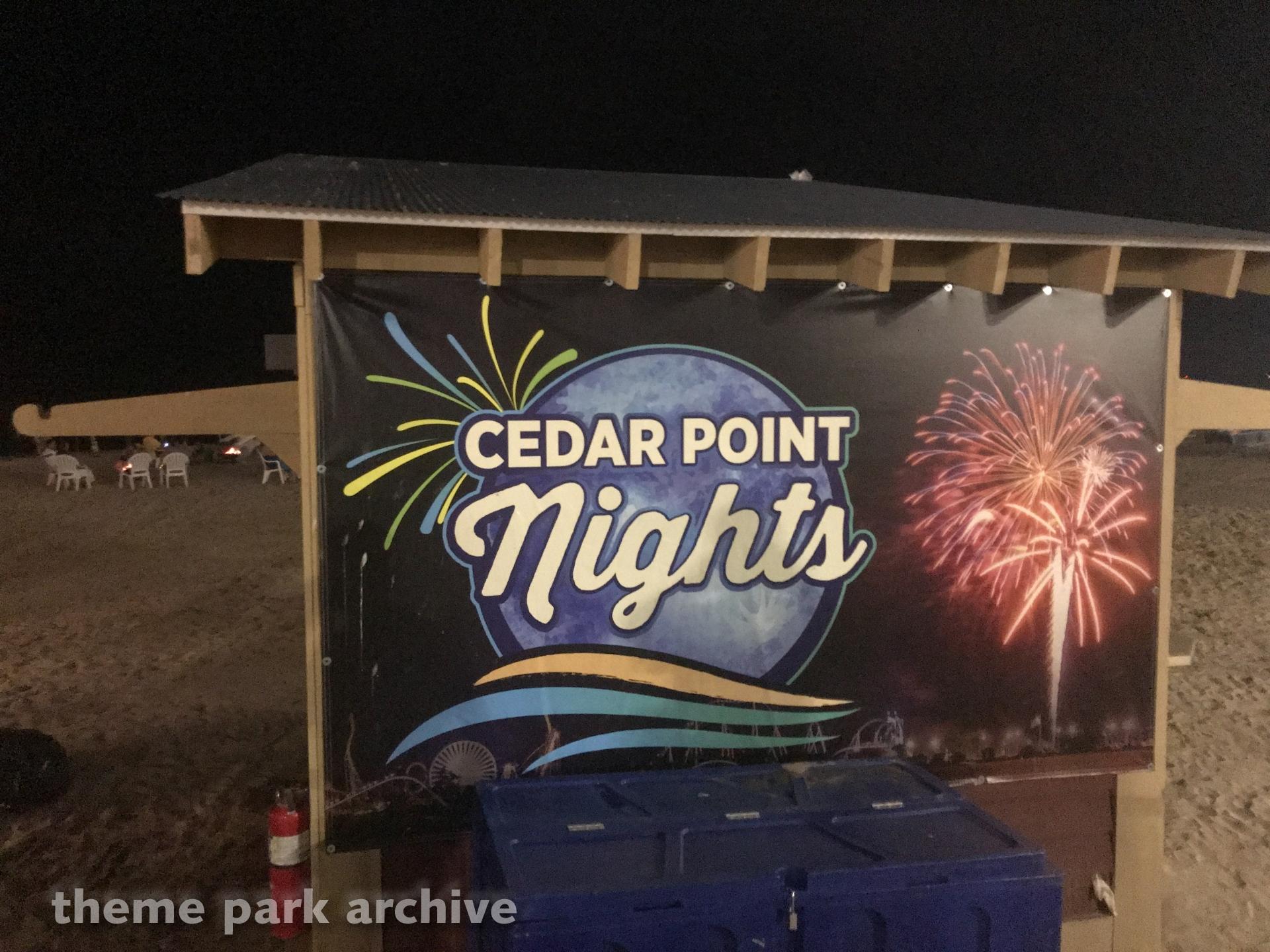 Beach Blast at Cedar Point