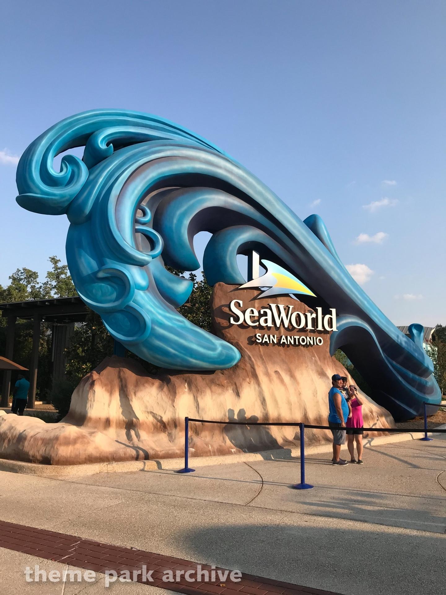 Misc at SeaWorld San Antonio