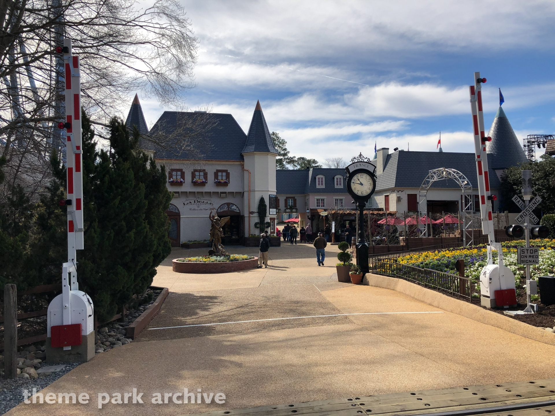 France at Busch Gardens Williamsburg