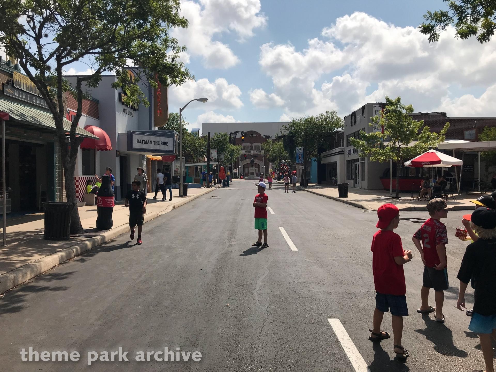 Rockville at Six Flags Fiesta Texas