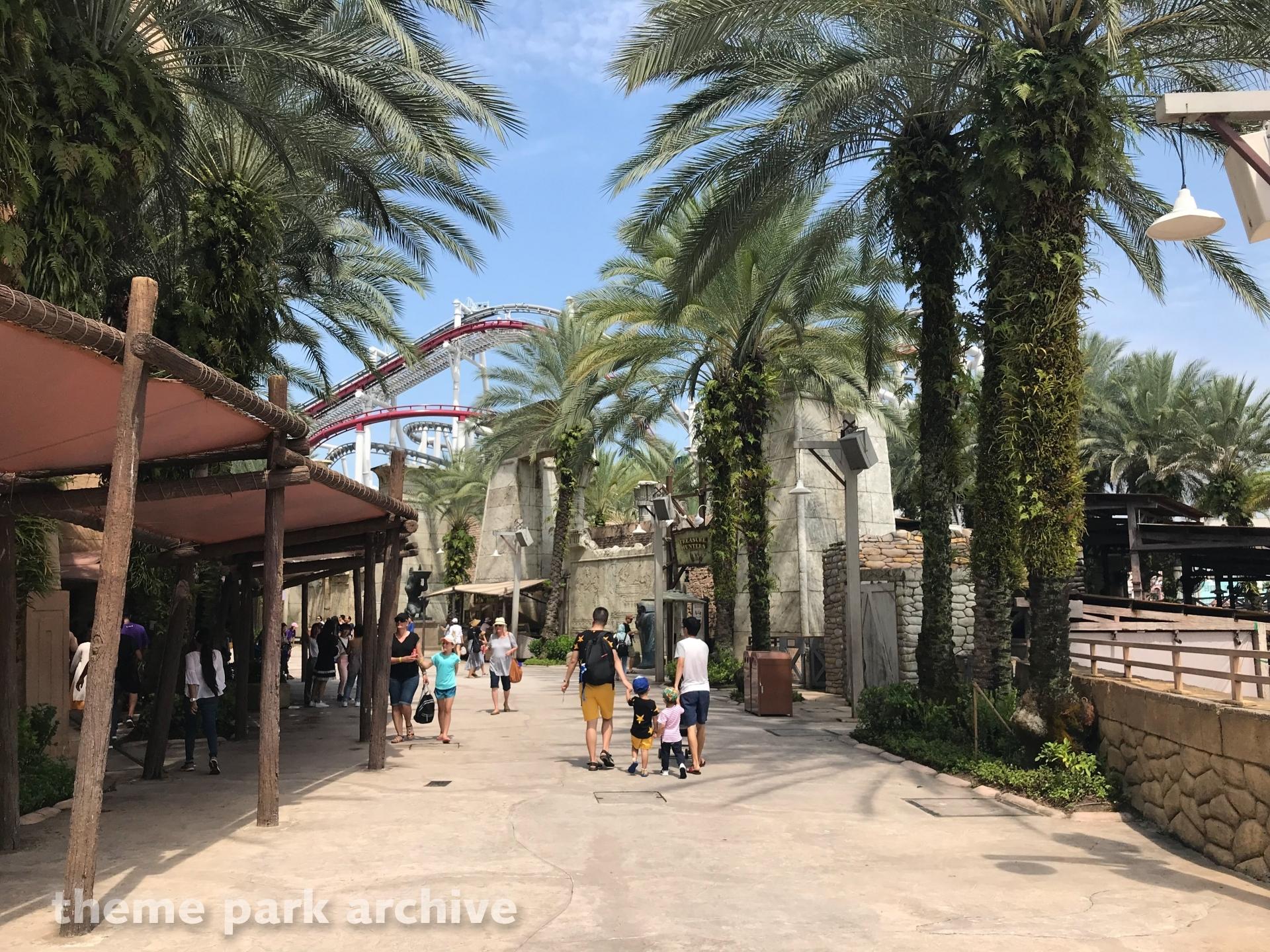 Ancient Egypt at Universal Studios Singapore