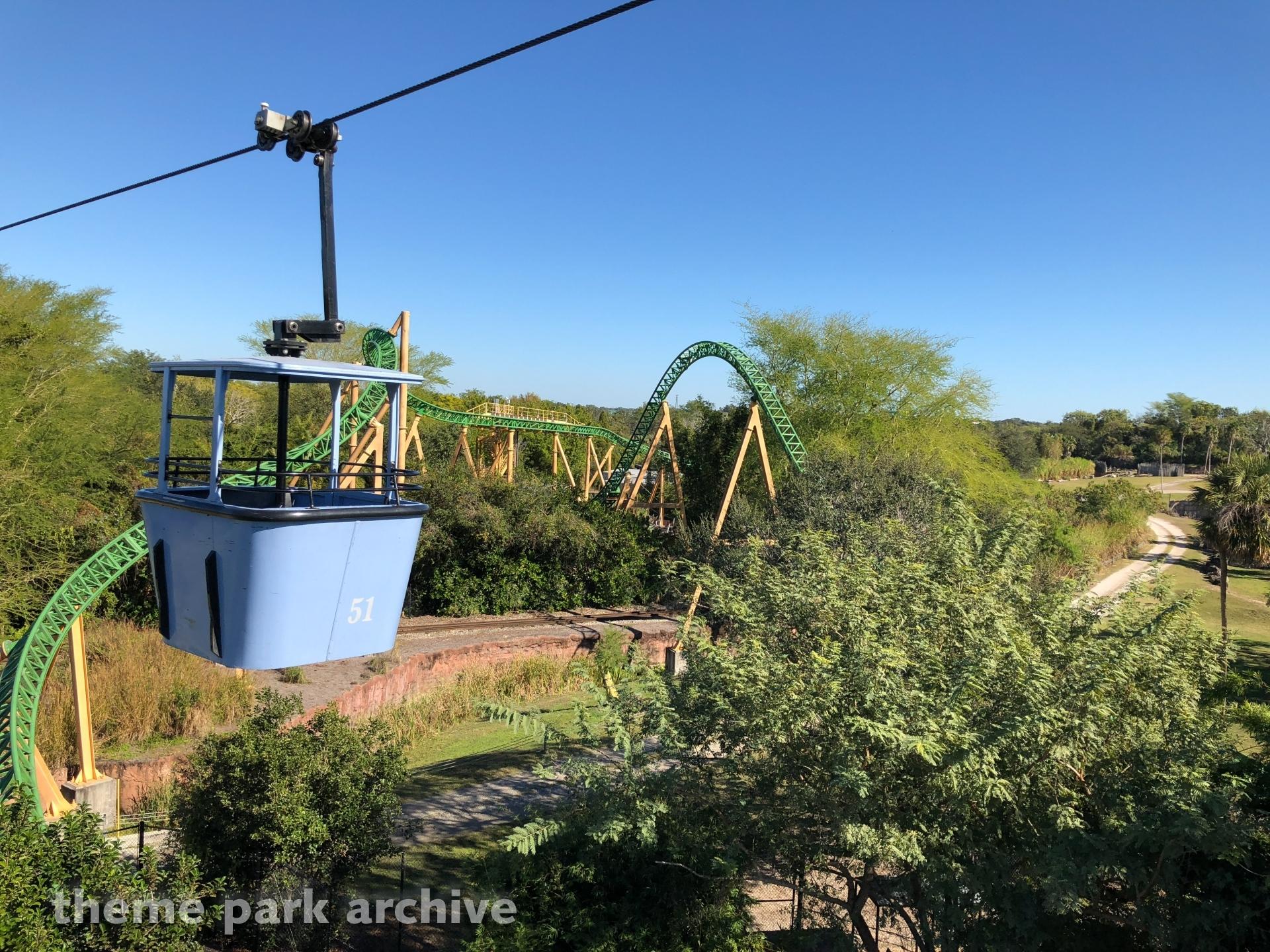 Skyride   Busch Gardens Tampa ...