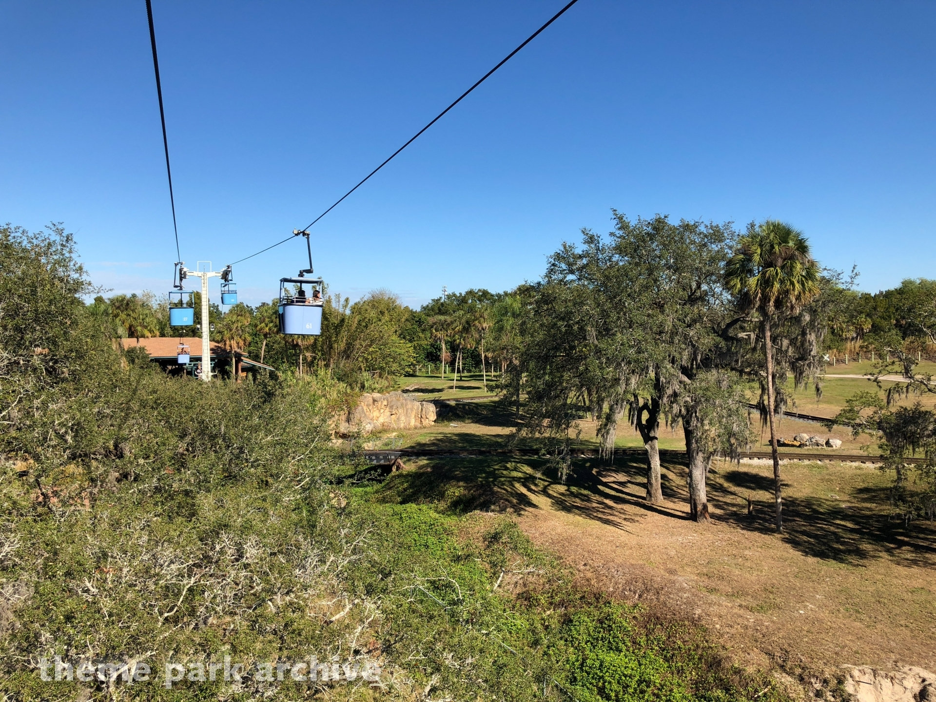 Serengeti Plain at Busch Gardens Tampa