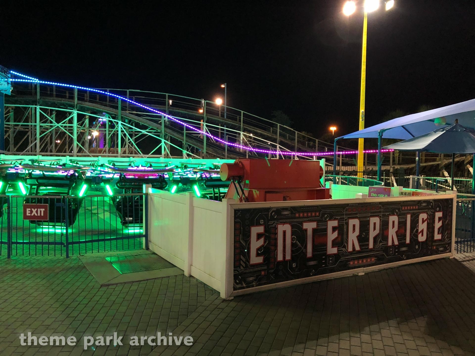 Enterprise at Fun Spot America Orlando