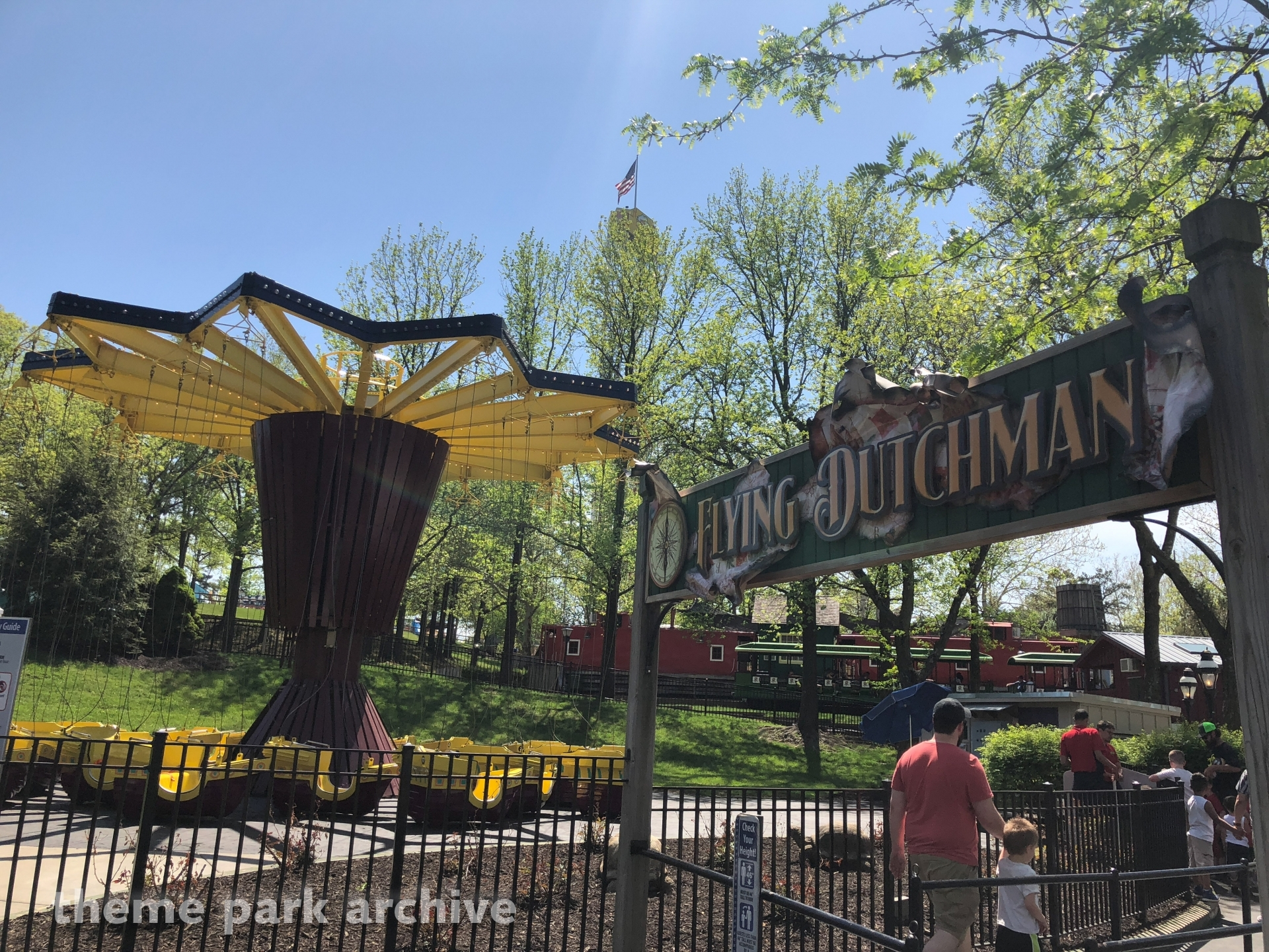 Flying Dutchman at Worlds of Fun