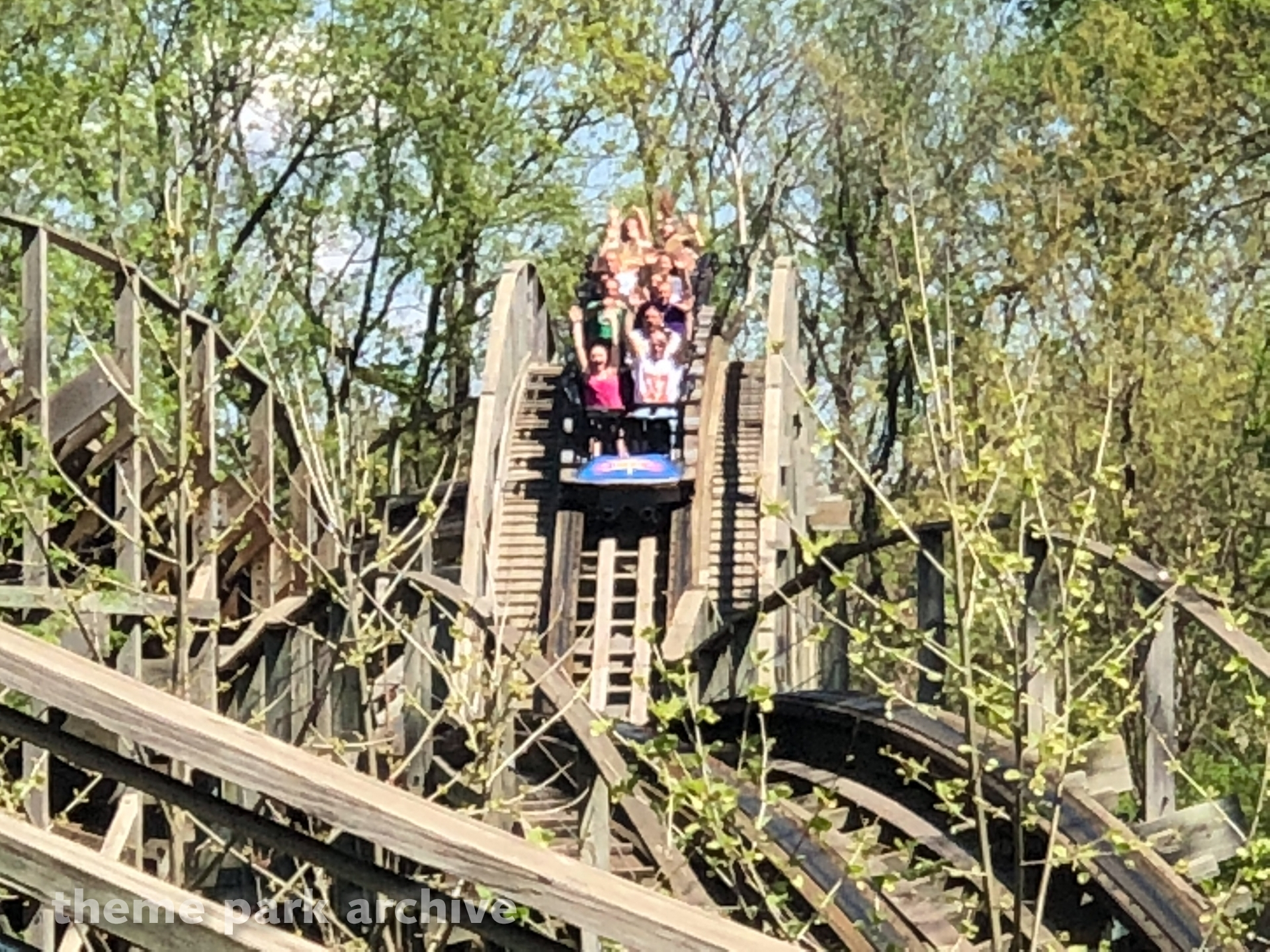 Prowler at Worlds of Fun