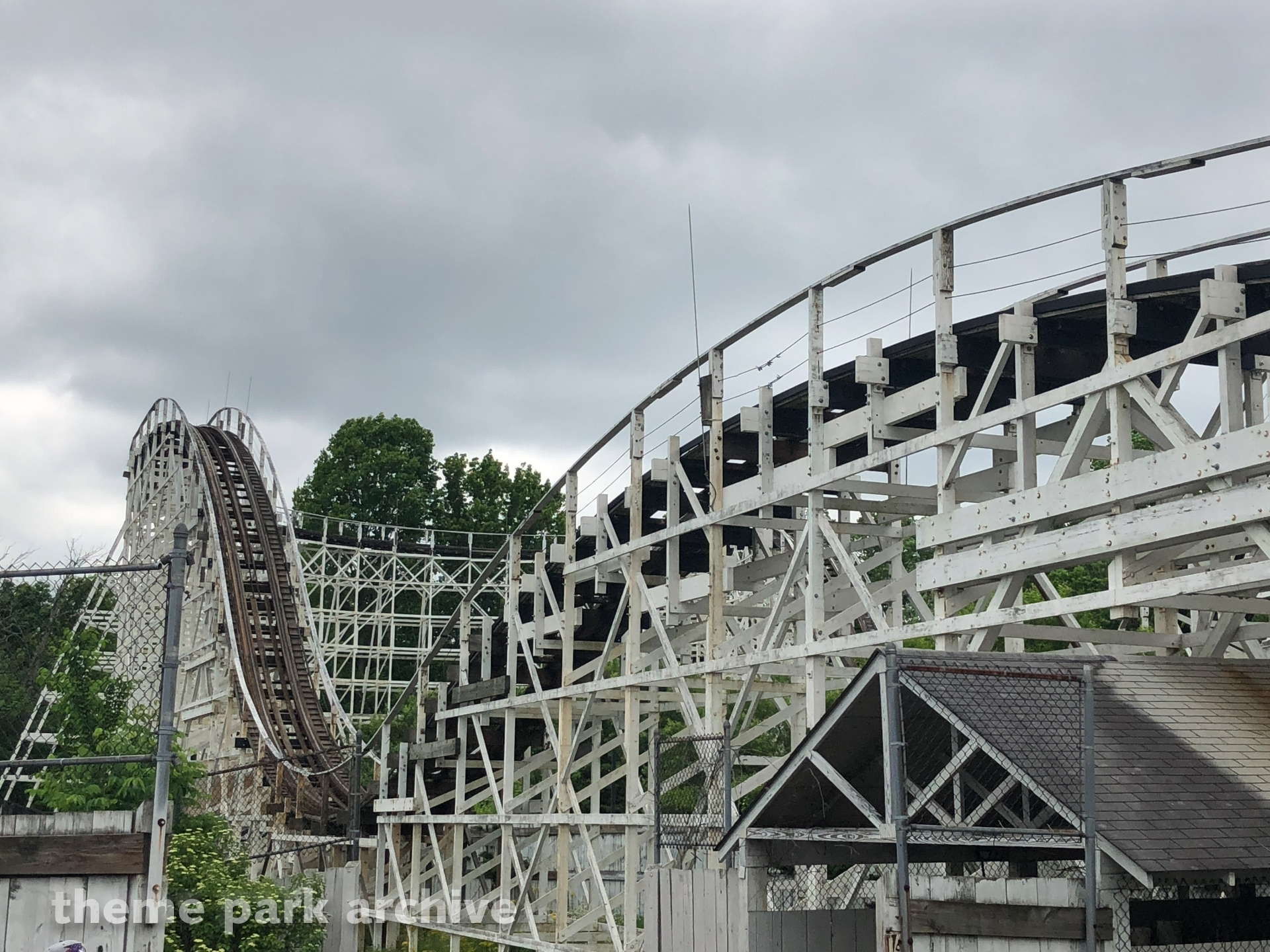 The Racer at Kings Island