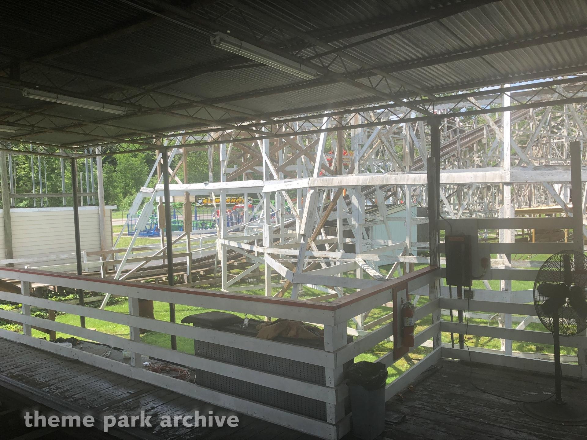 Big Dipper at Camden Park