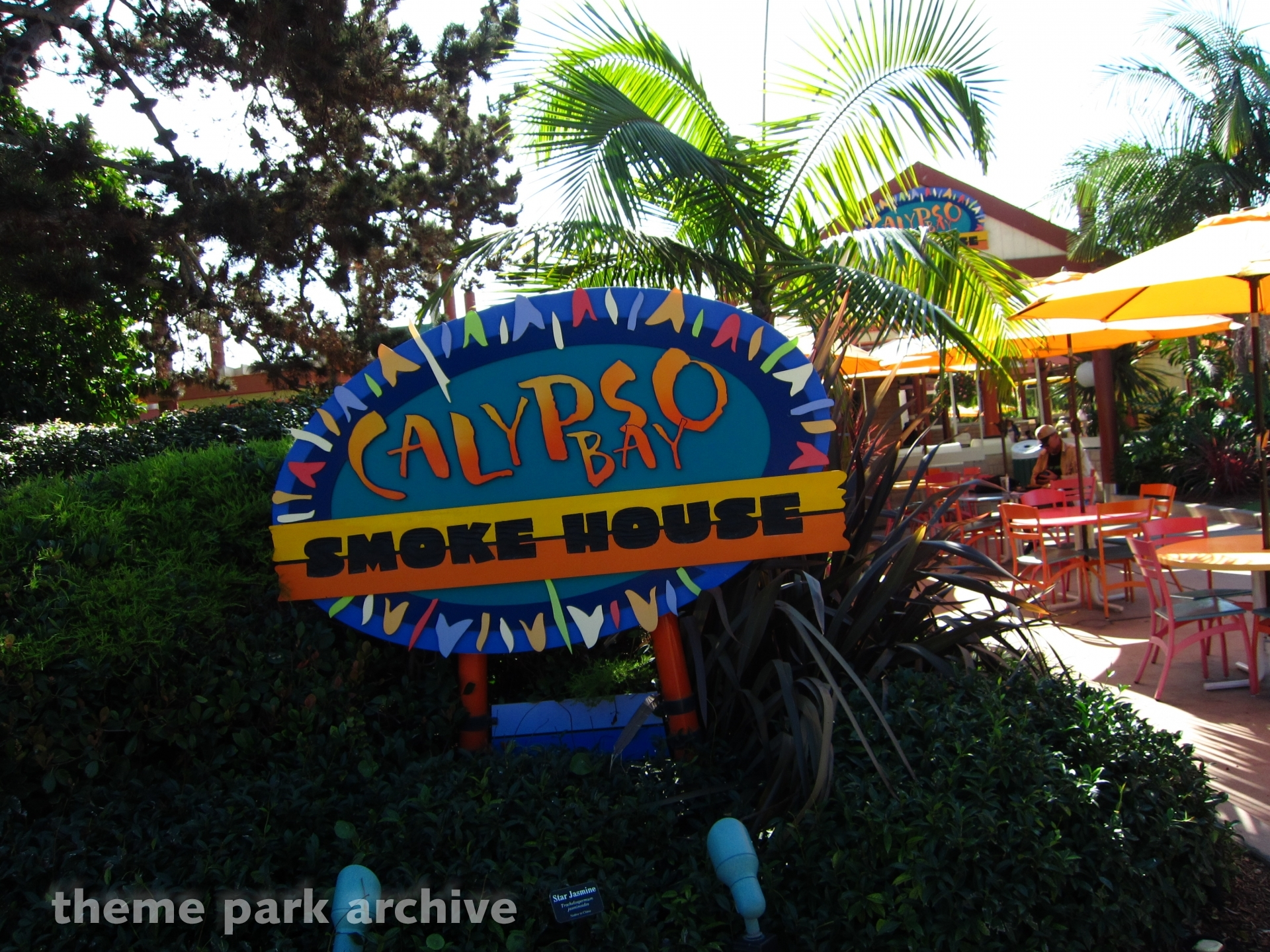 Calypso Smokehouse at Sea World San Diego