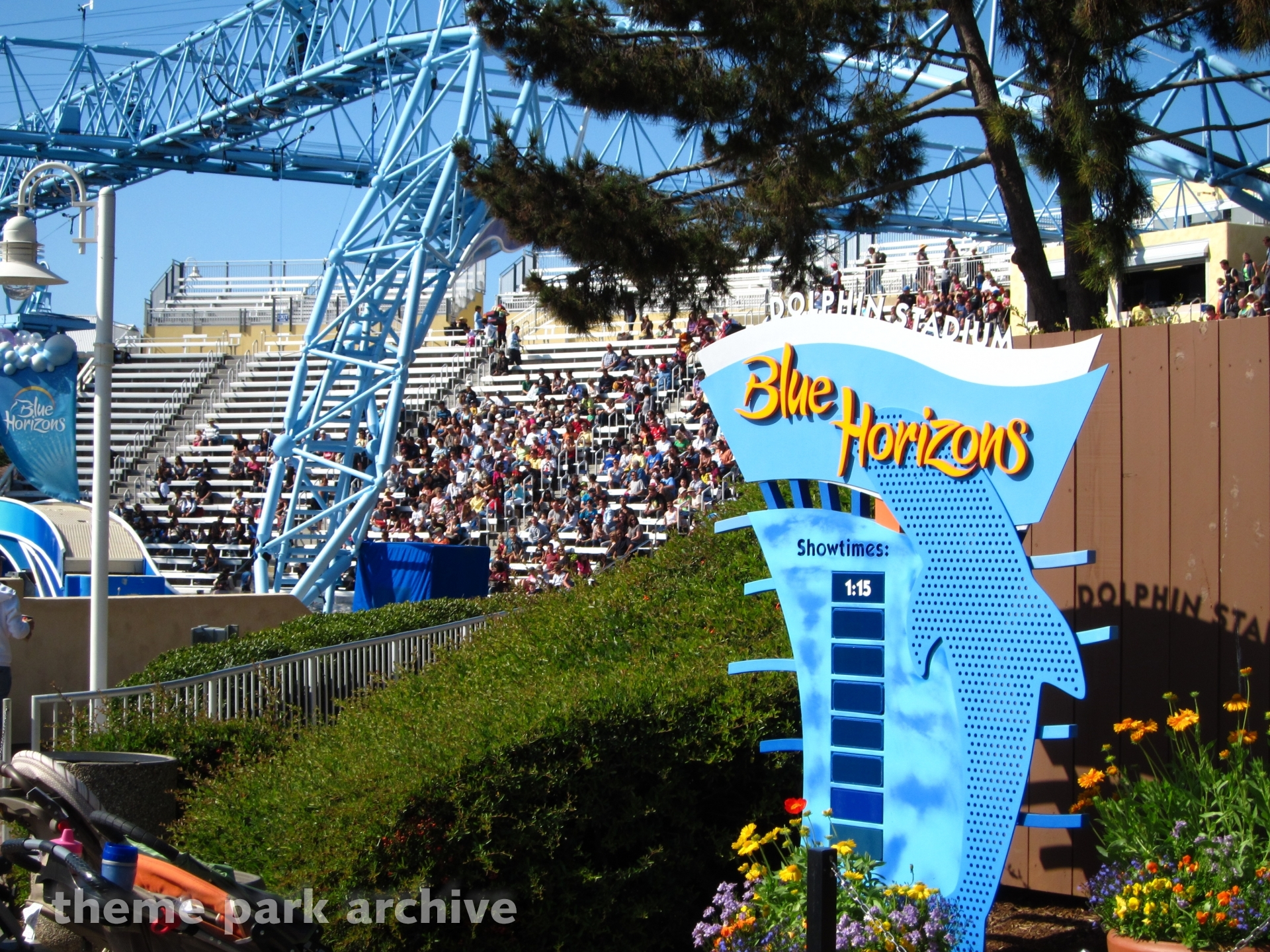 Blue Horizons at Sea World San Diego